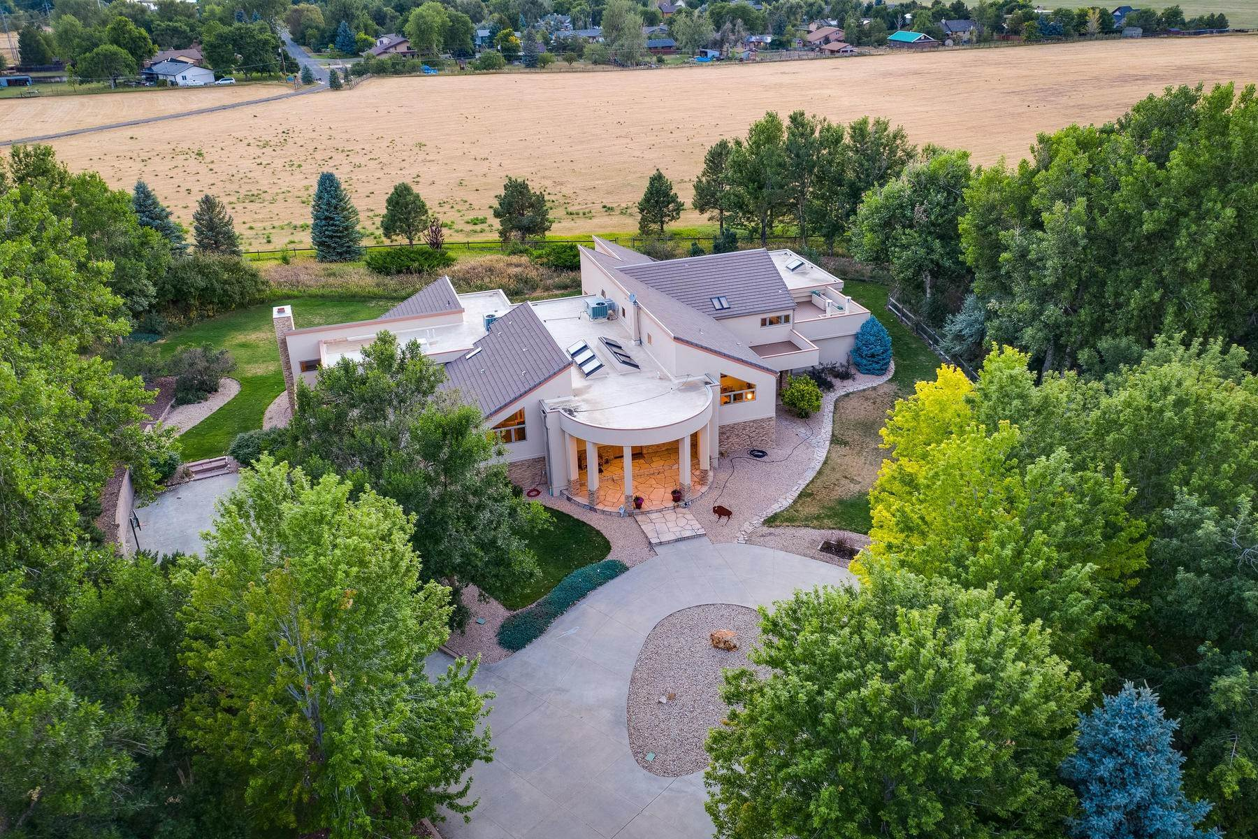 Single Family Homes at An Incredible Find In Boulder County 9191 Tahoe Ln Boulder, Colorado 80301 United States