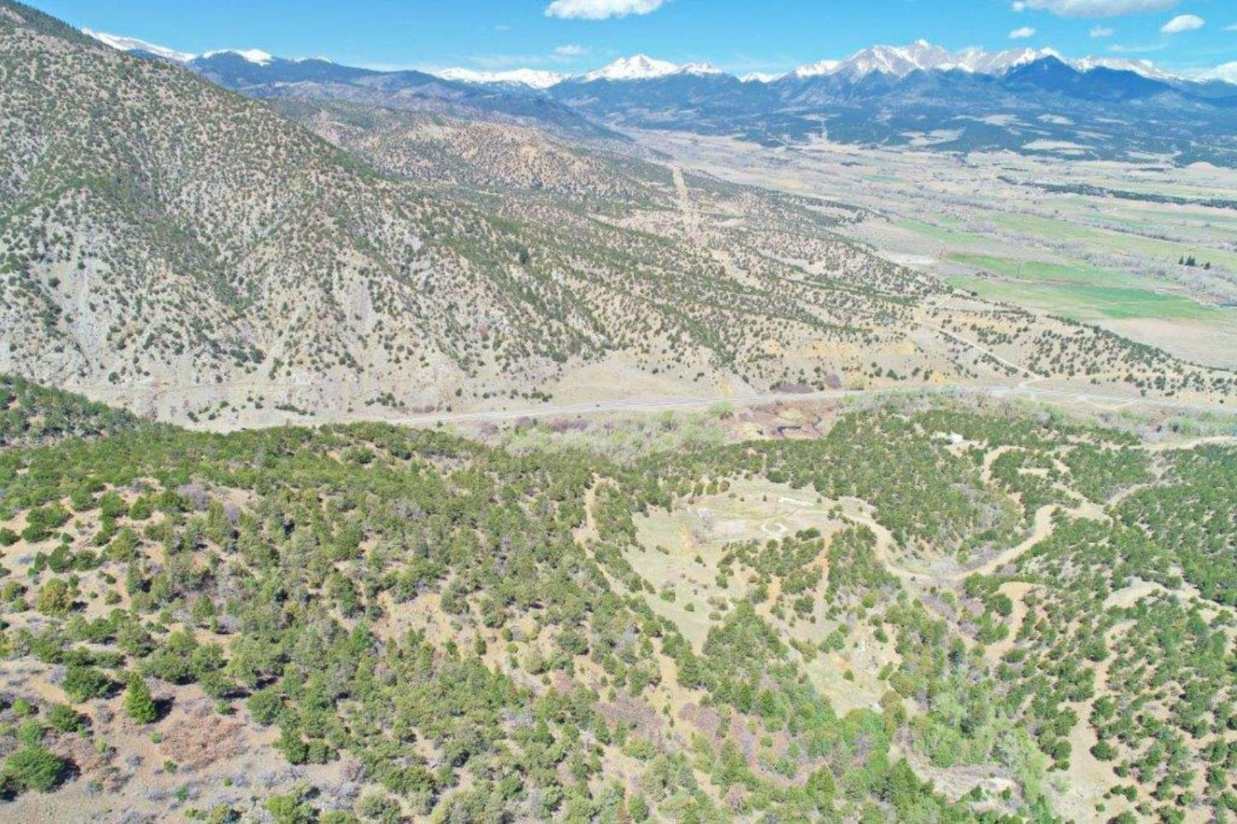 Land for Active at TBD, Poncha Springs TBD Poncha Springs, Colorado 81242 United States