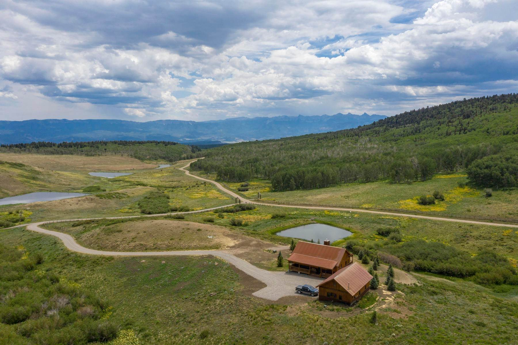 Single Family Homes for Active at 110 Wasatch Lane Ridgway, Colorado 81432 United States