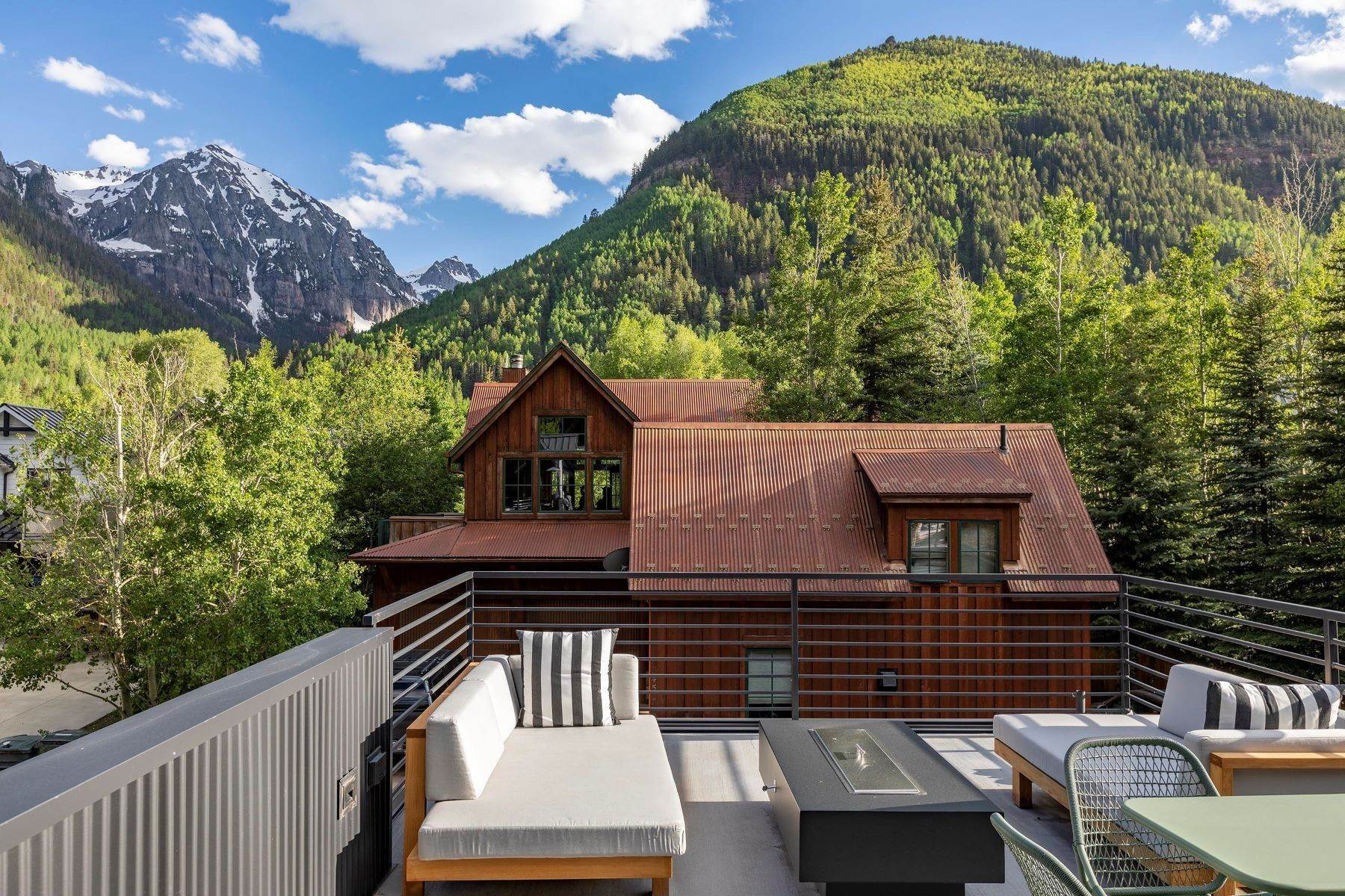 Single Family Homes for Active at 510 E Columbia Avenue Telluride, Colorado 81435 United States
