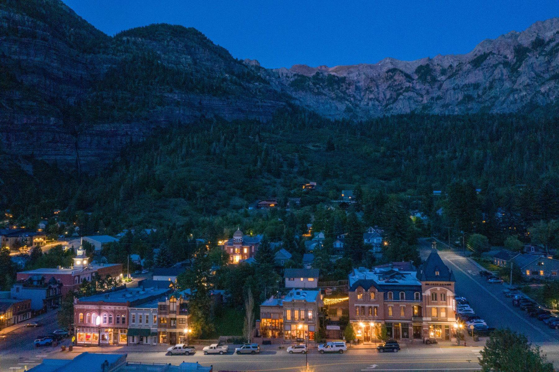 40. Single Family Homes for Active at The Beaumont Hotel 505 Main Street Ouray, Colorado 81427 United States