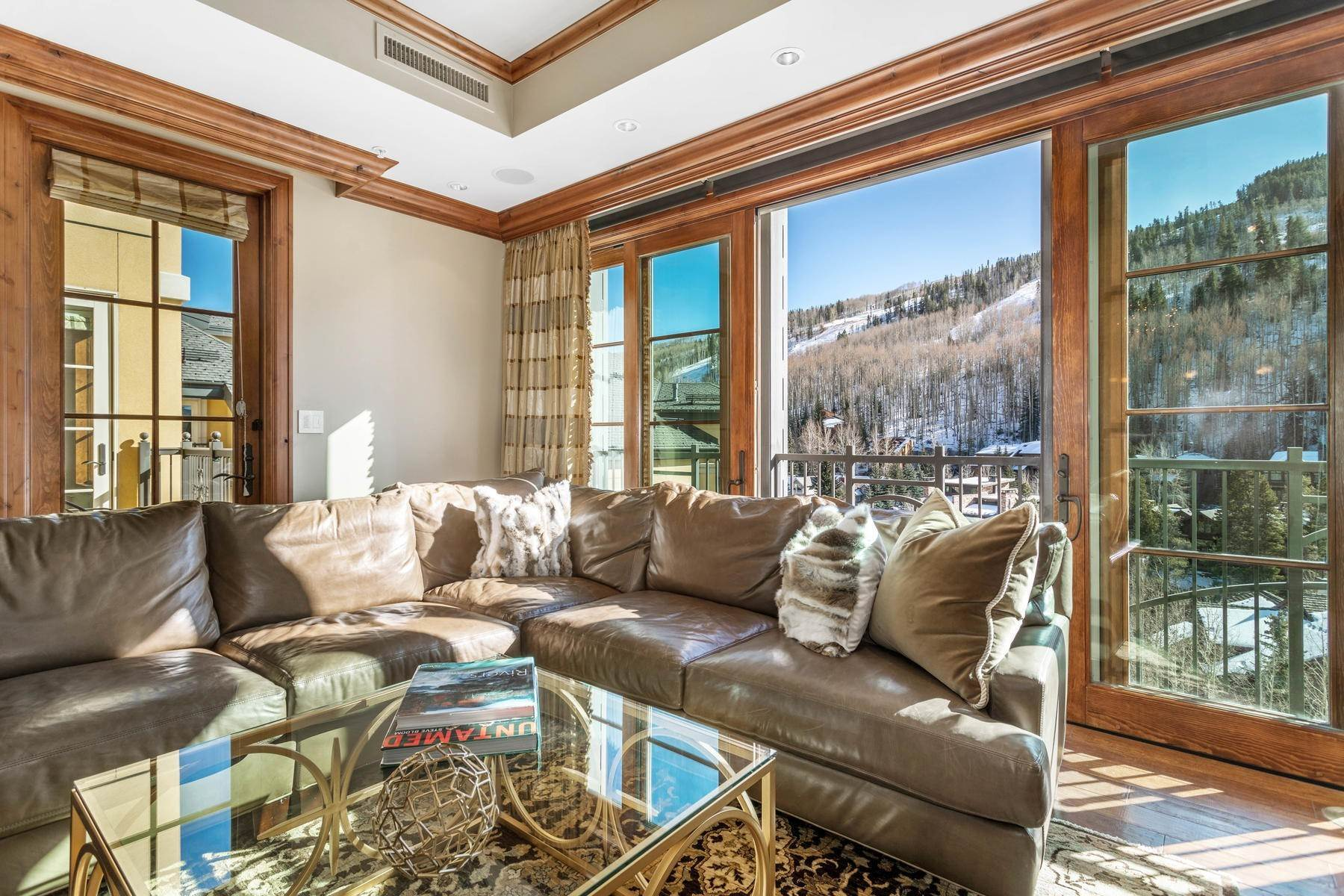 4. Condominiums for Active at The Ritz-Carlton Residences R-517 728 West Lionshead Circle R-517 Vail, Colorado 81657 United States