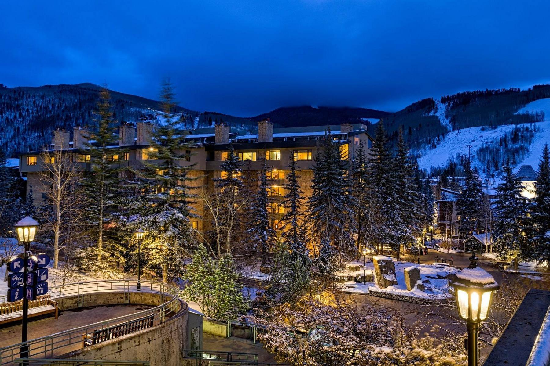 Property for Active at Mountain Haus 685 292 East Meadow Drive, #685 Vail, Colorado 81657 United States