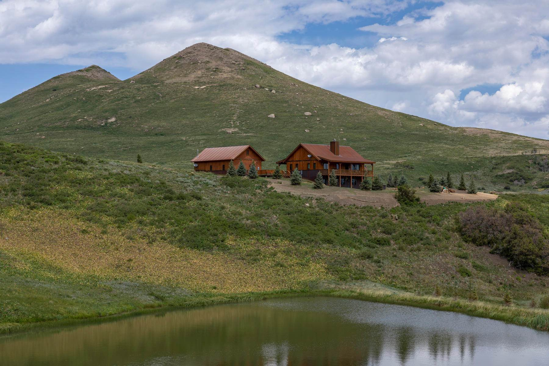 31. Single Family Homes for Active at 110 Wasatch Lane Ridgway, Colorado 81432 United States