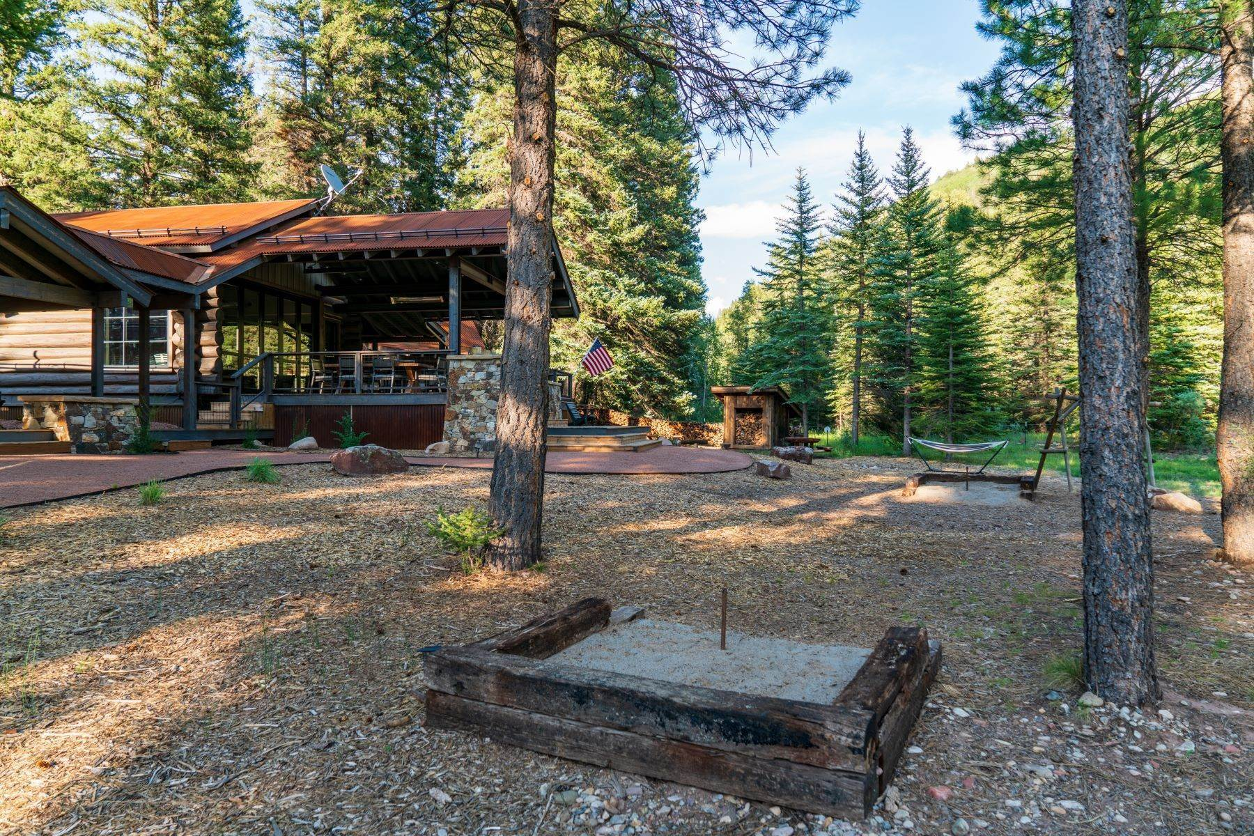 13. Other Residential Homes for Active at Slippery Rock River Ranch 27551 Highway 145 Dolores, Colorado 81323 United States