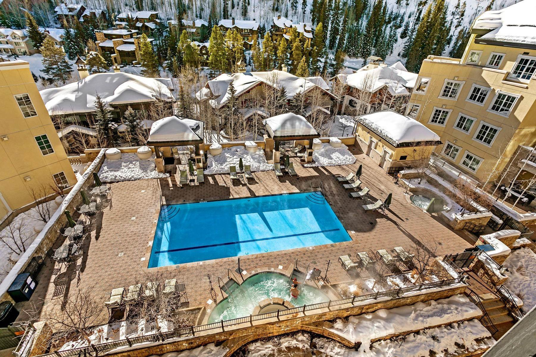 32. Condominiums for Active at The Ritz-Carlton Residences R-517 728 West Lionshead Circle R-517 Vail, Colorado 81657 United States