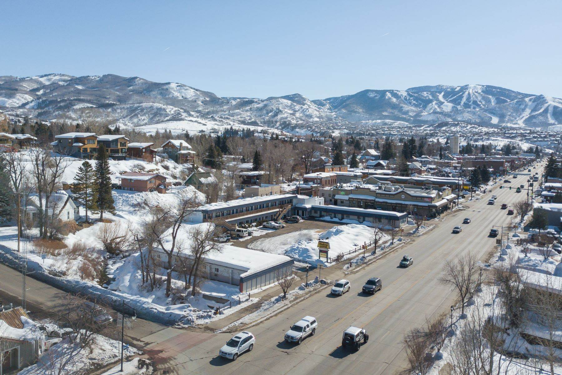Property for Active at Gateway to Downtown Steamboat 1122 Lincoln Avenue Steamboat Springs, Colorado 80487 United States