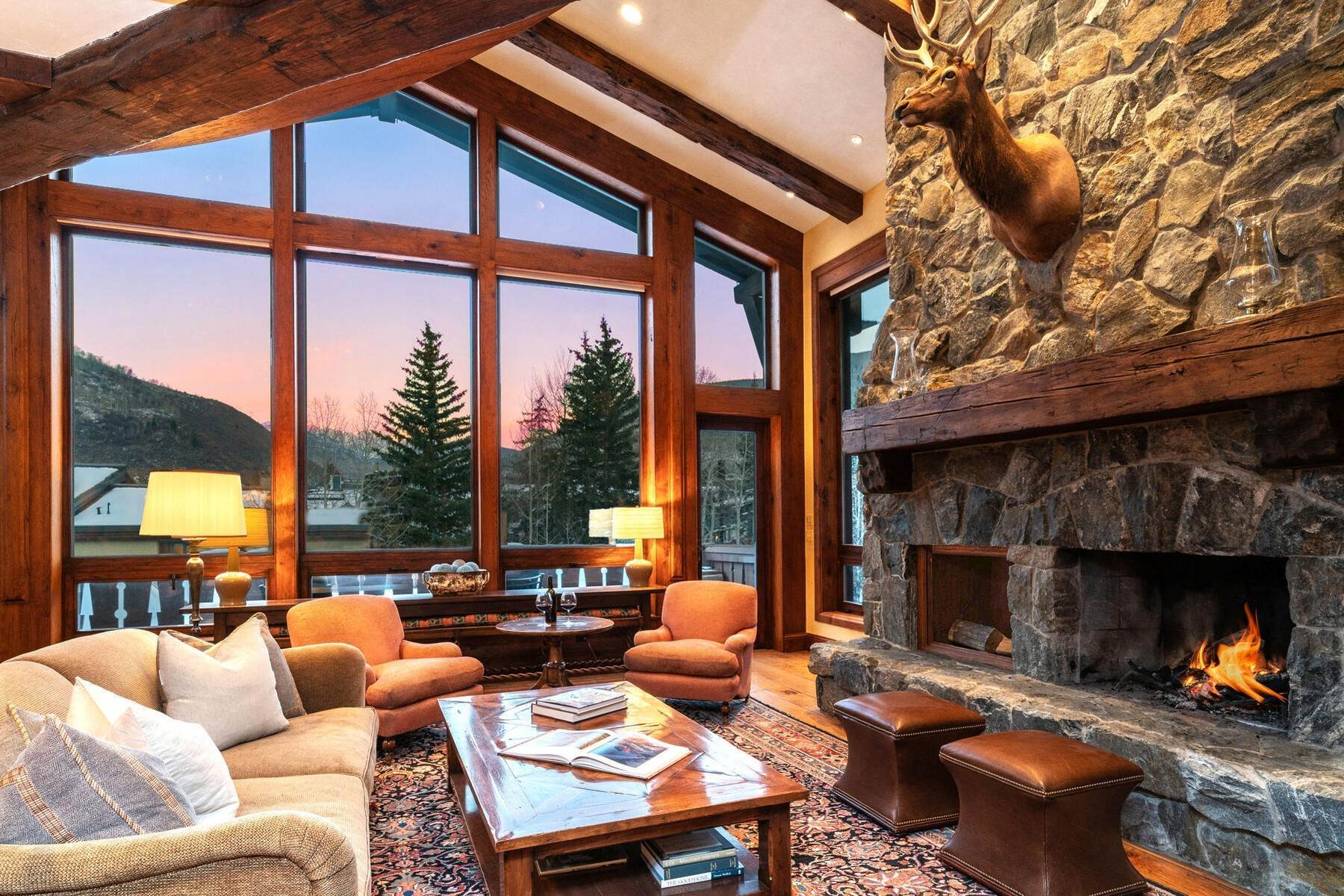 8. Condominiums for Active at Lodge at Vail Penthouse #411 174 Gore Creek Drive #411 Vail, Colorado 81657 United States