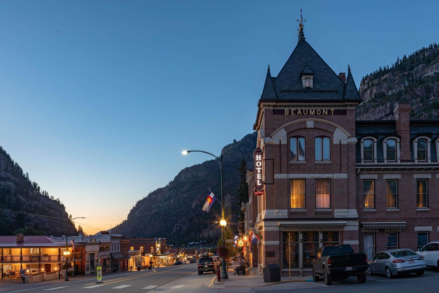 5. Single Family Homes for Active at The Beaumont Hotel 505 Main Street Ouray, Colorado 81427 United States
