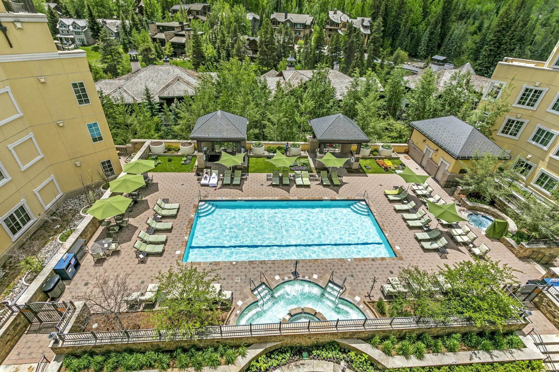 33. Condominiums for Active at The Ritz-Carlton Residences R-517 728 West Lionshead Circle R-517 Vail, Colorado 81657 United States