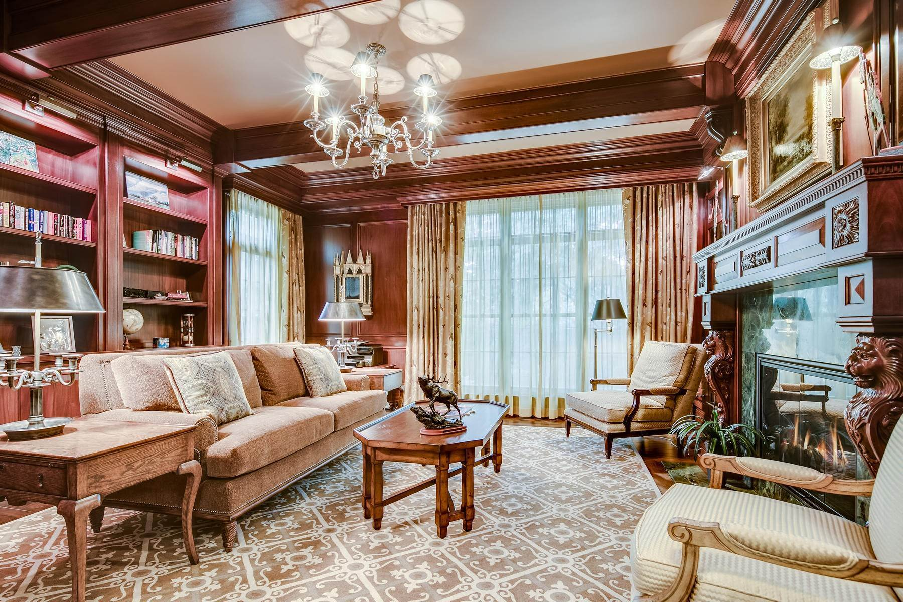 7. Single Family Homes for Active at Effortless Luxury Living Awaits in Prestigious Polo Club 40 Polo Club Circle Denver, Colorado 80209 United States