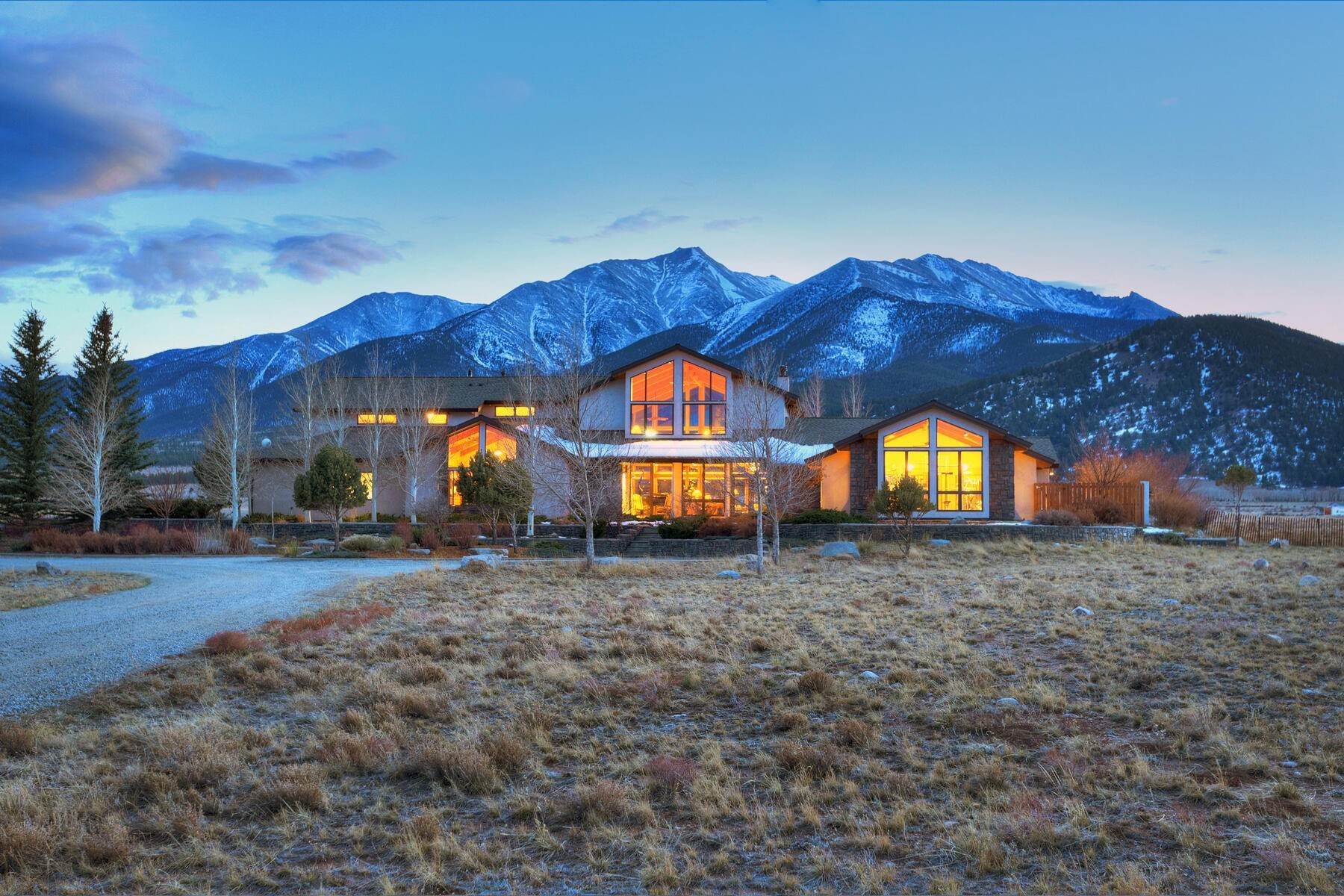 Single Family Homes at Soaring Peaks Home 27484 County Road 339 Buena Vista, Colorado 81211 United States