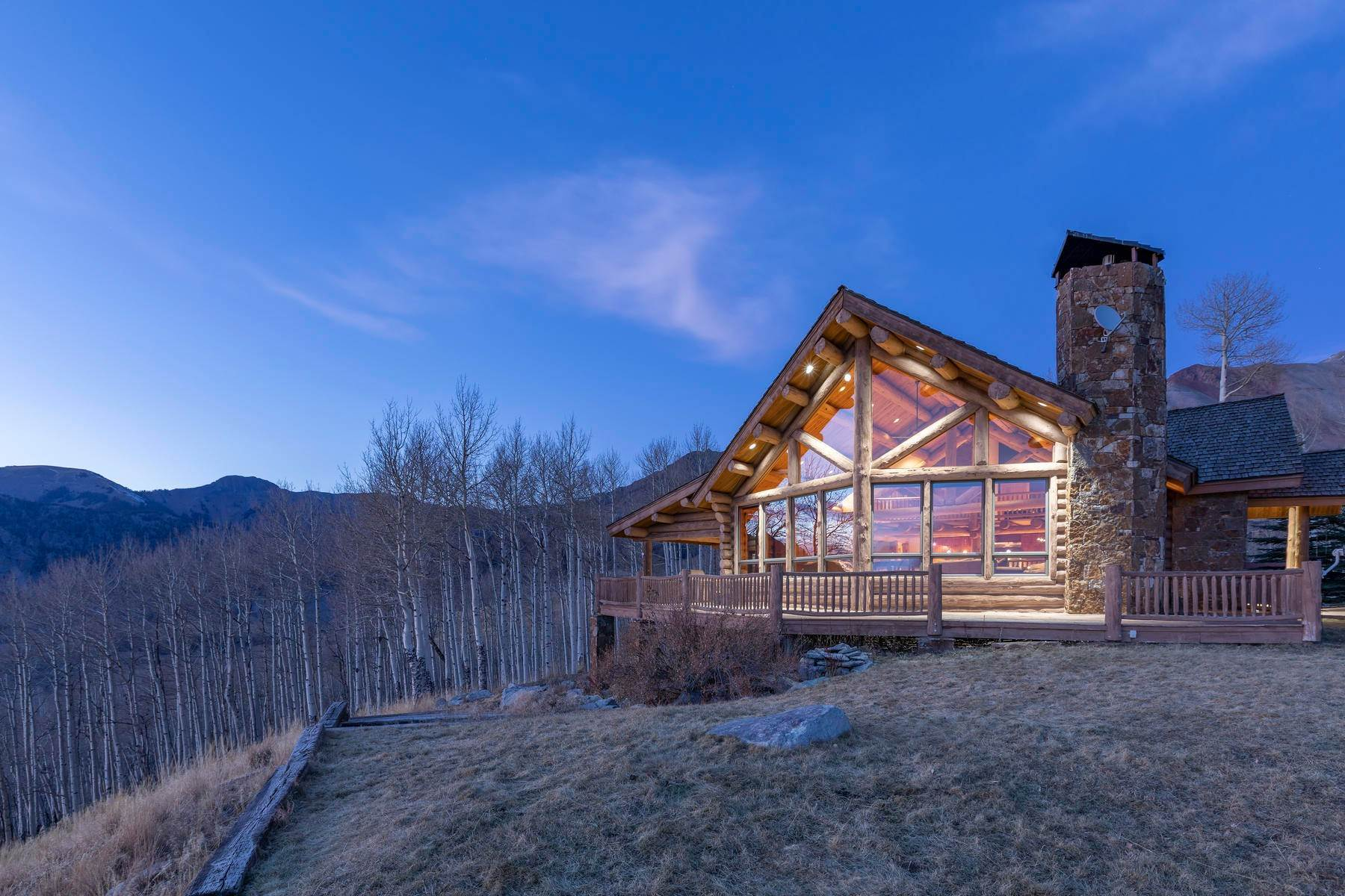 Single Family Homes for Active at 140 W. Serapio Drive Telluride, Colorado 81435 United States