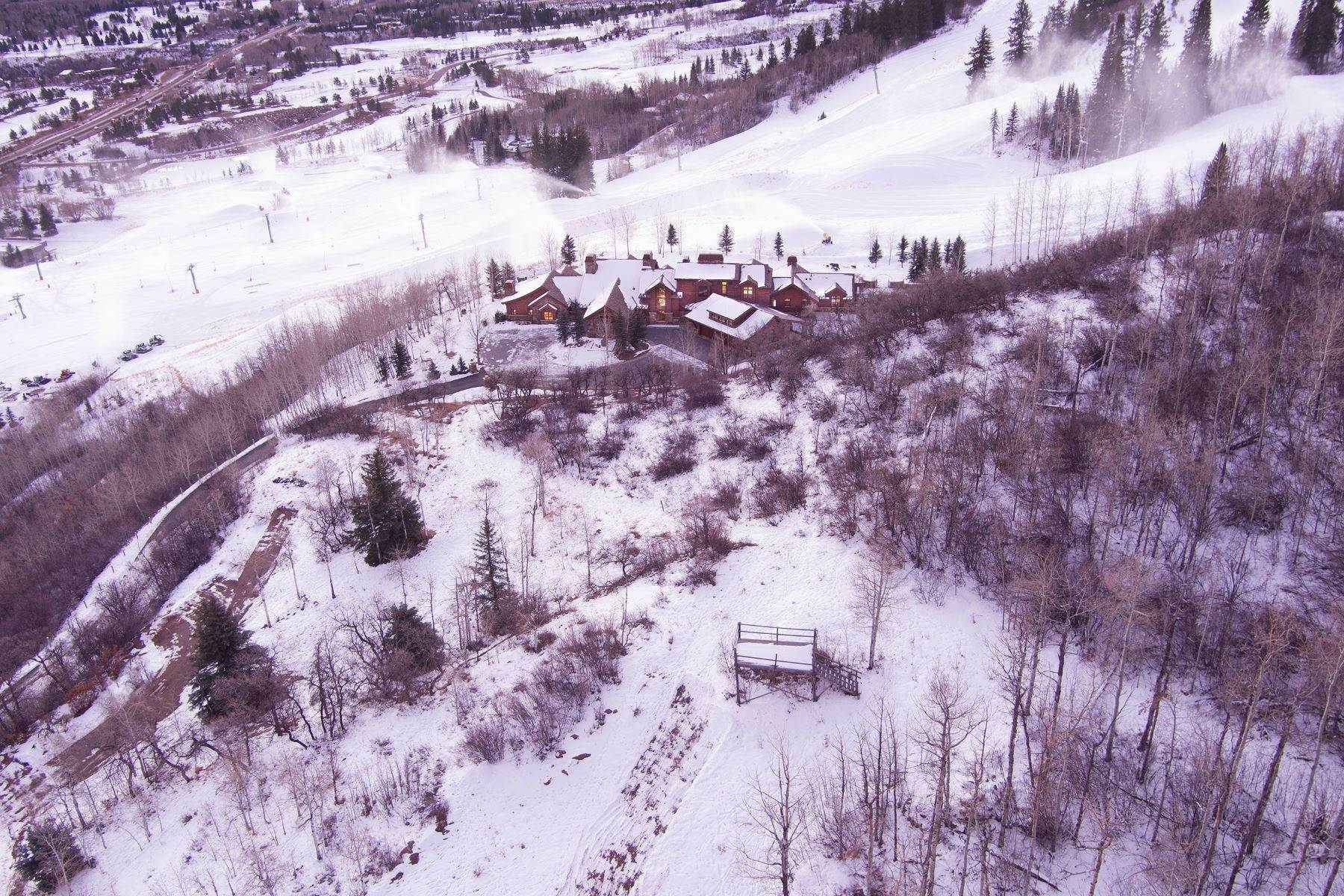 Single Family Homes for Active at Talk About Ski-In/Ski-Out! 220 & 240 Buttermilk Lane Aspen, Colorado 81611 United States