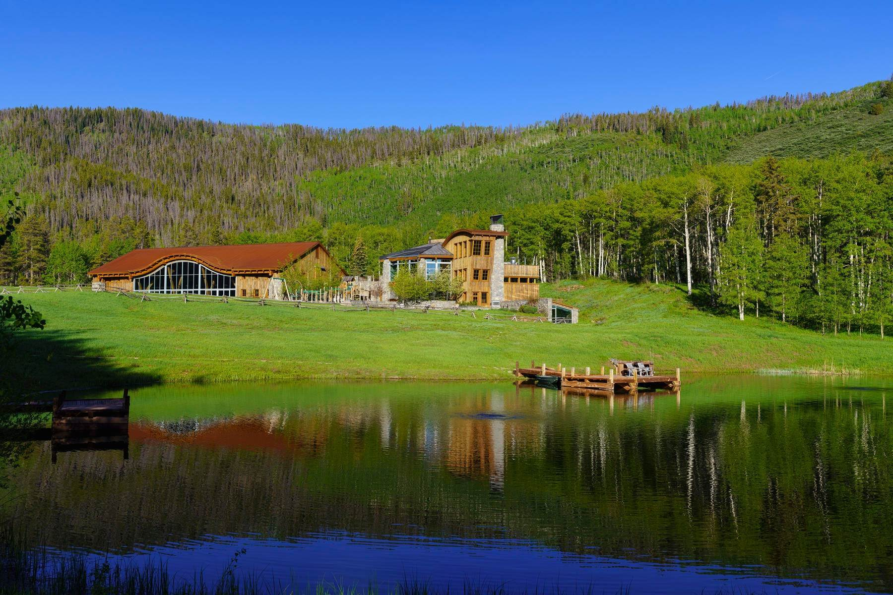 30. Single Family Homes for Active at Casteel Creek Retreat 25 Casteel Creek Road Edwards, Colorado 81632 United States