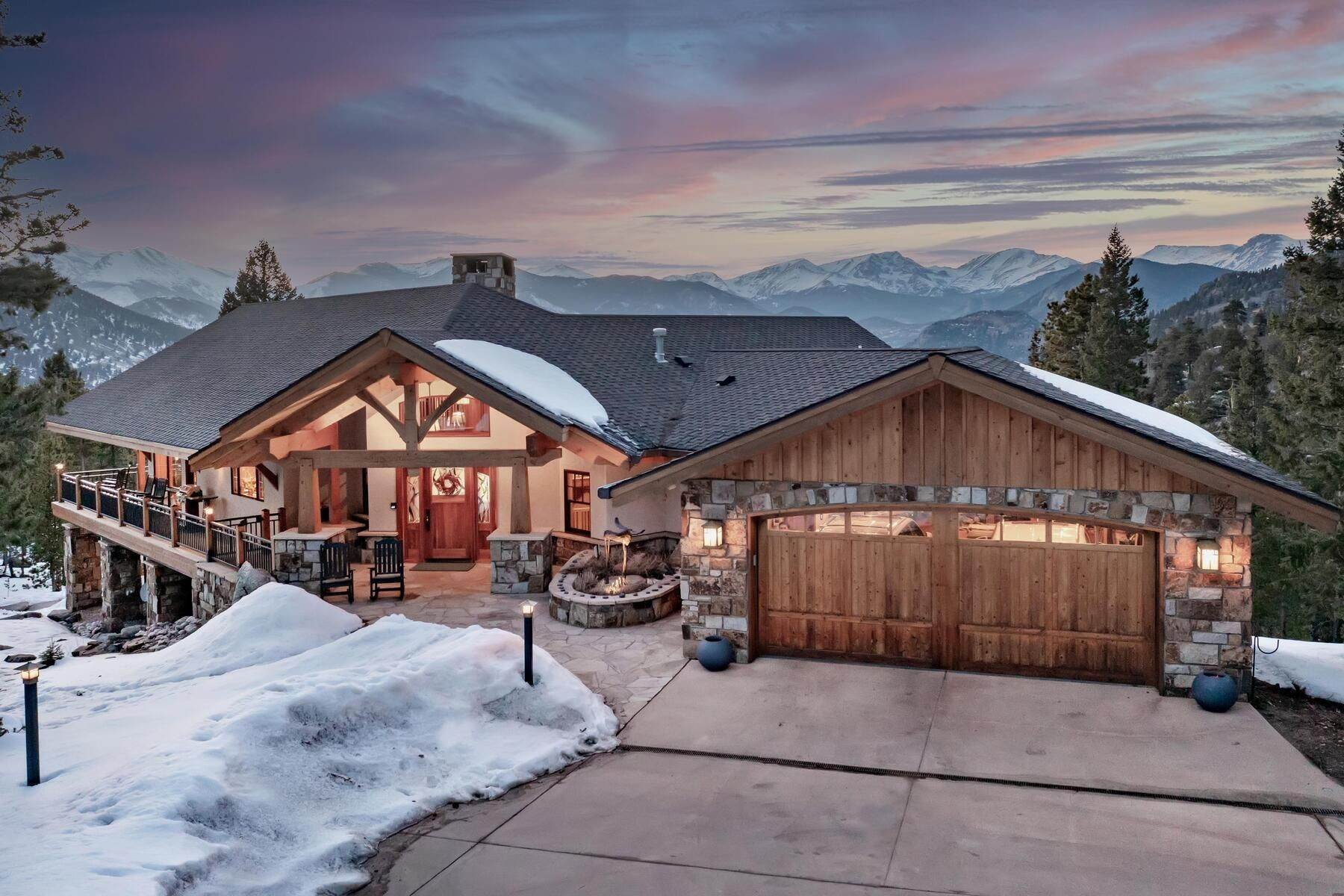 Single Family Homes for Active at 1415 Jungfrau Trail, Estes Park, CO, 80517 1415 Jungfrau Trail Estes Park, Colorado 80517 United States