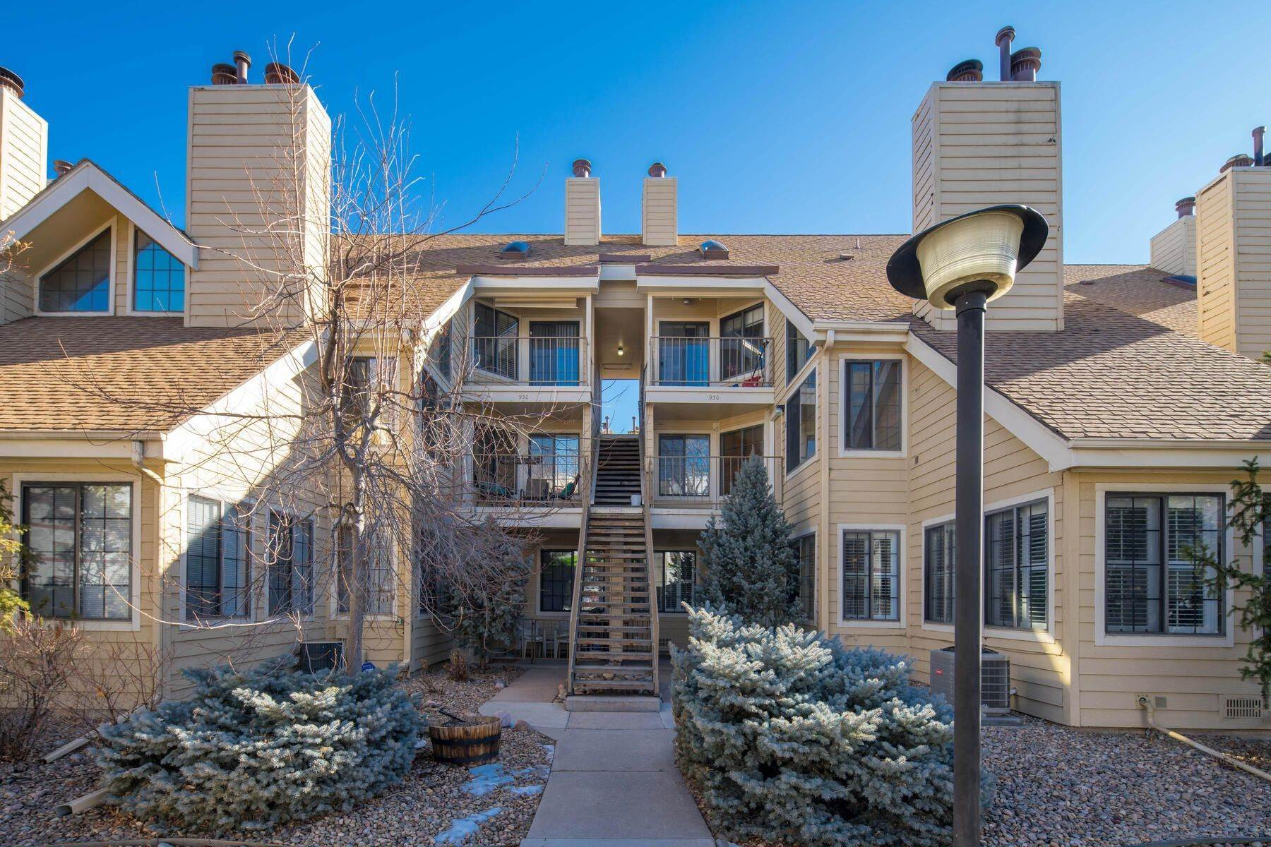 2. Condominiums for Active at 930 S Dahlia Street, Denver, Co, 80246 930 S Dahlia Street, Unit# C Denver, Colorado 80246 United States