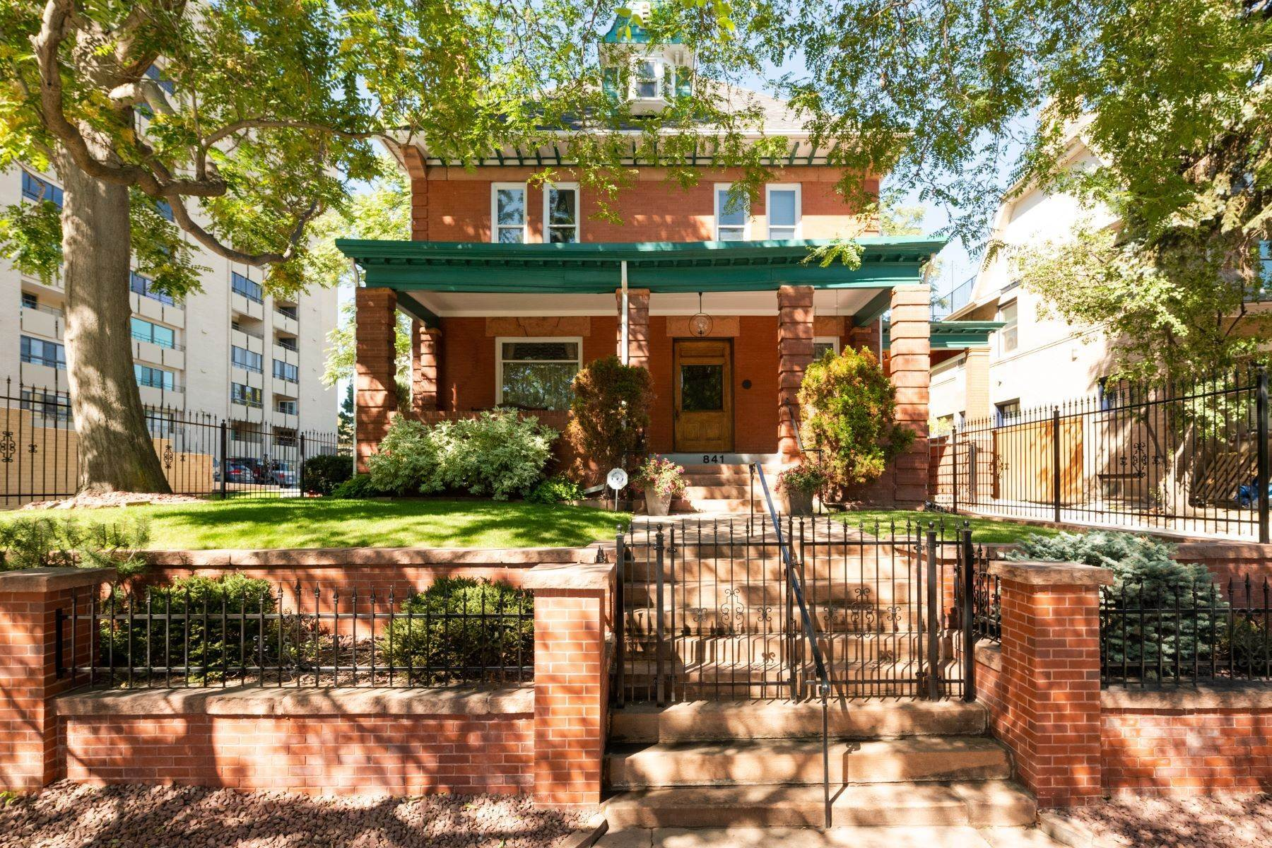 Property for Active at 841 North Washington Street, Denver, CO 80203 841 North Washington Street Denver, Colorado 80203 United States