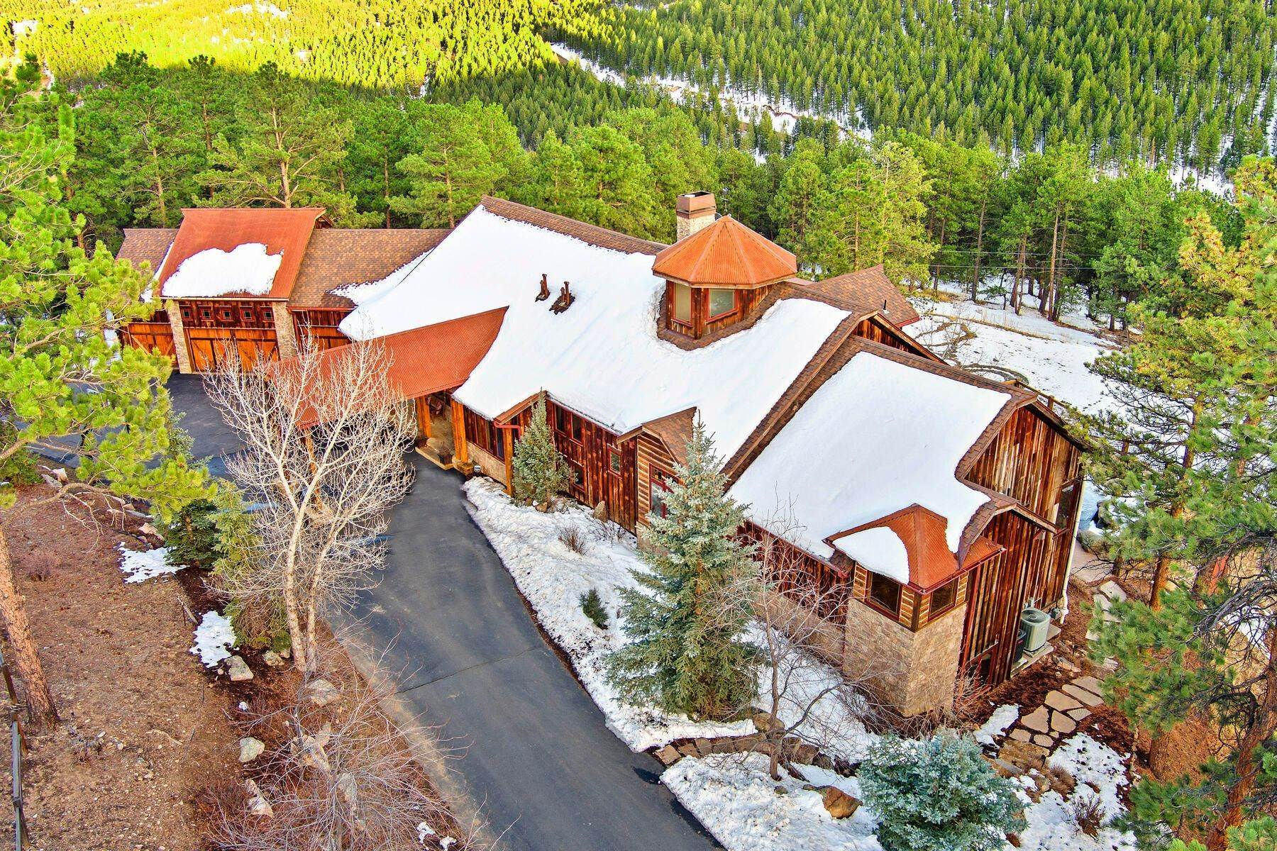 Single Family Homes for Active at 34256 Ranchero Road, Evergreen, Co, 80439 34256 Ranchero Road Evergreen, Colorado 80439 United States