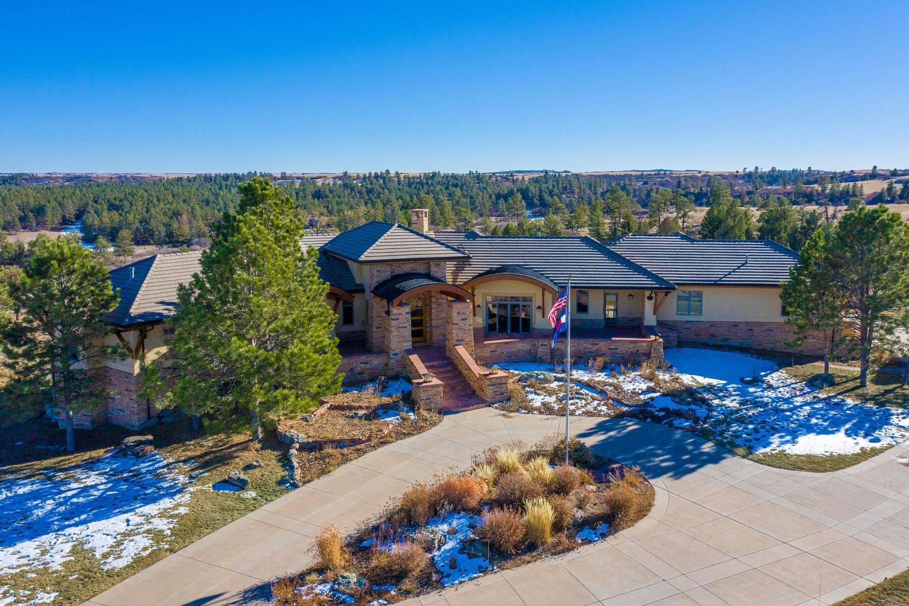 Single Family Homes for Active at 1315 Castle Pointe Drive, Castle Rock, Co, 80104 1315 Castle Pointe Drive Castle Rock, Colorado 80104 United States