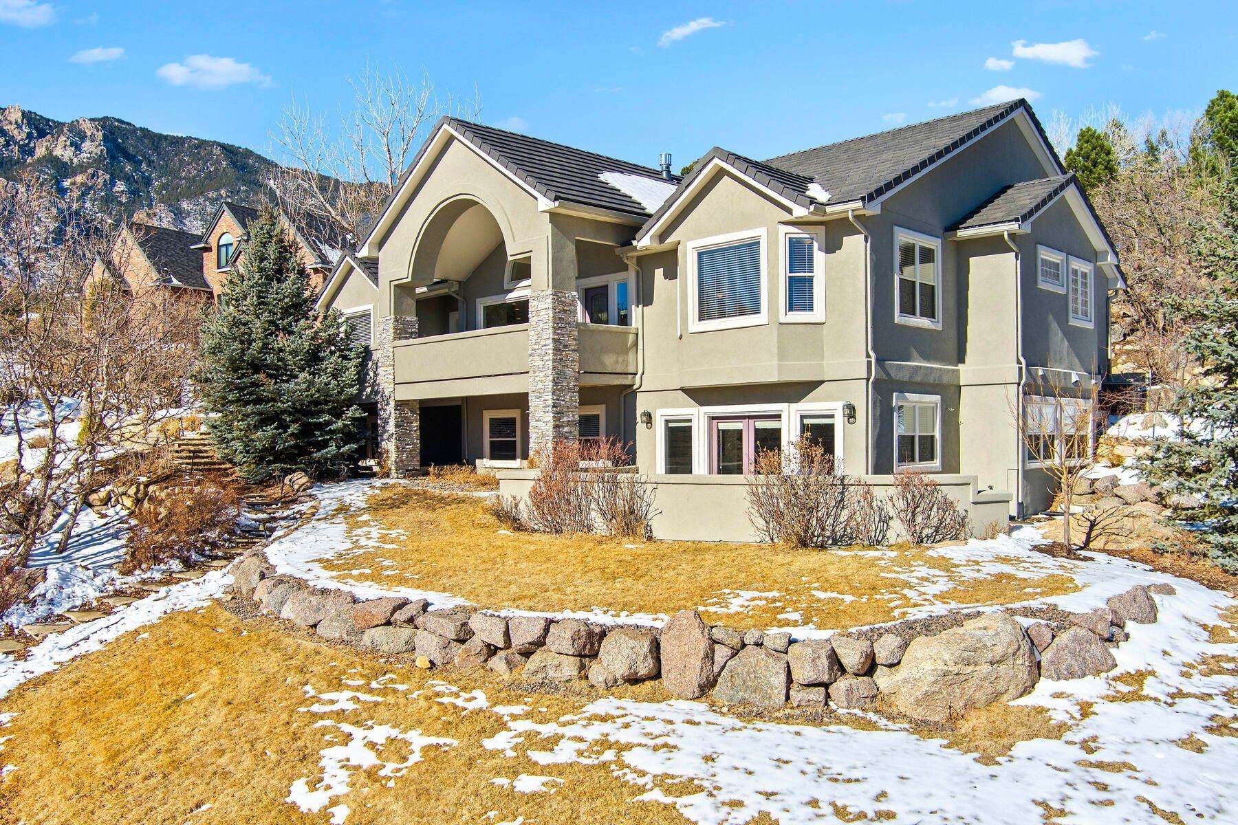 Property en 240 Haversham Drive, Colorado Springs, Co, 80906 240 Haversham Drive Colorado Springs, Colorado 80906 Estados Unidos