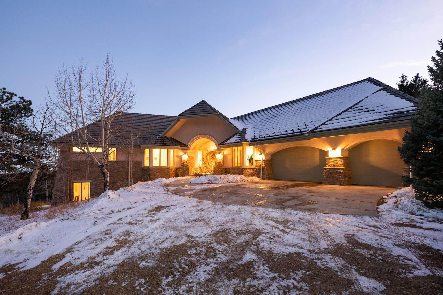 Single Family Homes for Active at 34000 Robinson Hill Road Golden, Colorado 80403 United States