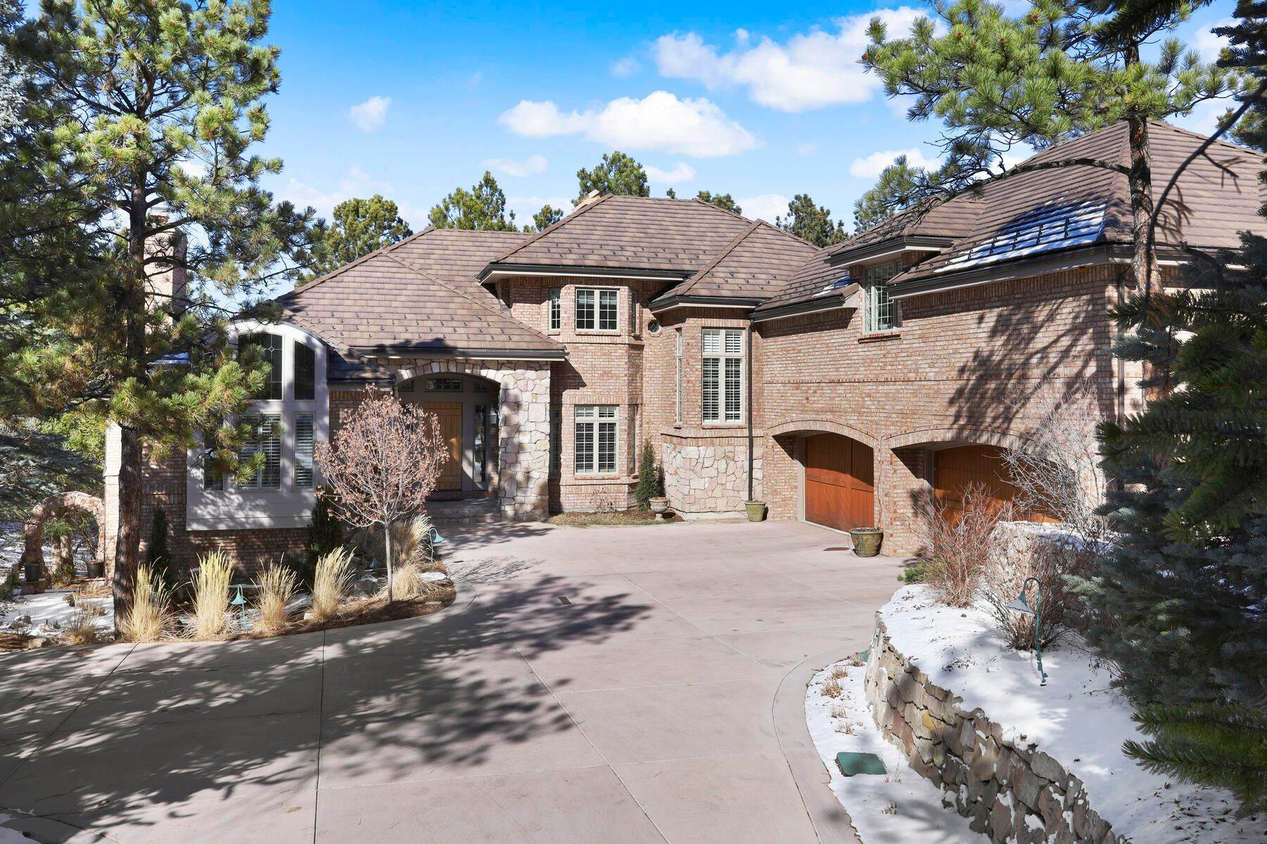 Property for Active at 337 Tamasoa Place, Castle Rock, Co, 80108 337 Tamasoa Place Castle Rock, Colorado 80108 United States
