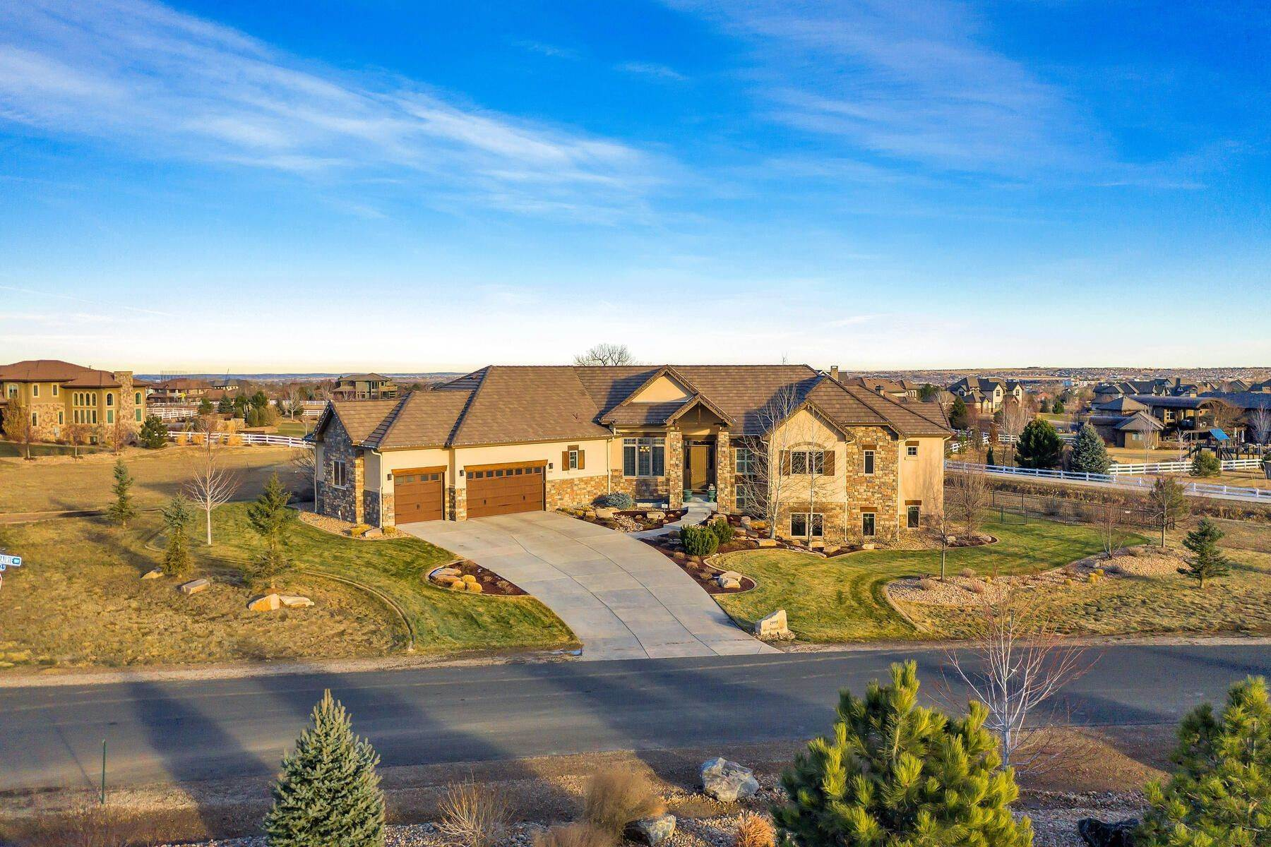 Single Family Homes for Active at 2999 High Prairie, Broomfield, Co, 80023 2999 High Prairie Way Broomfield, Colorado 80023 United States