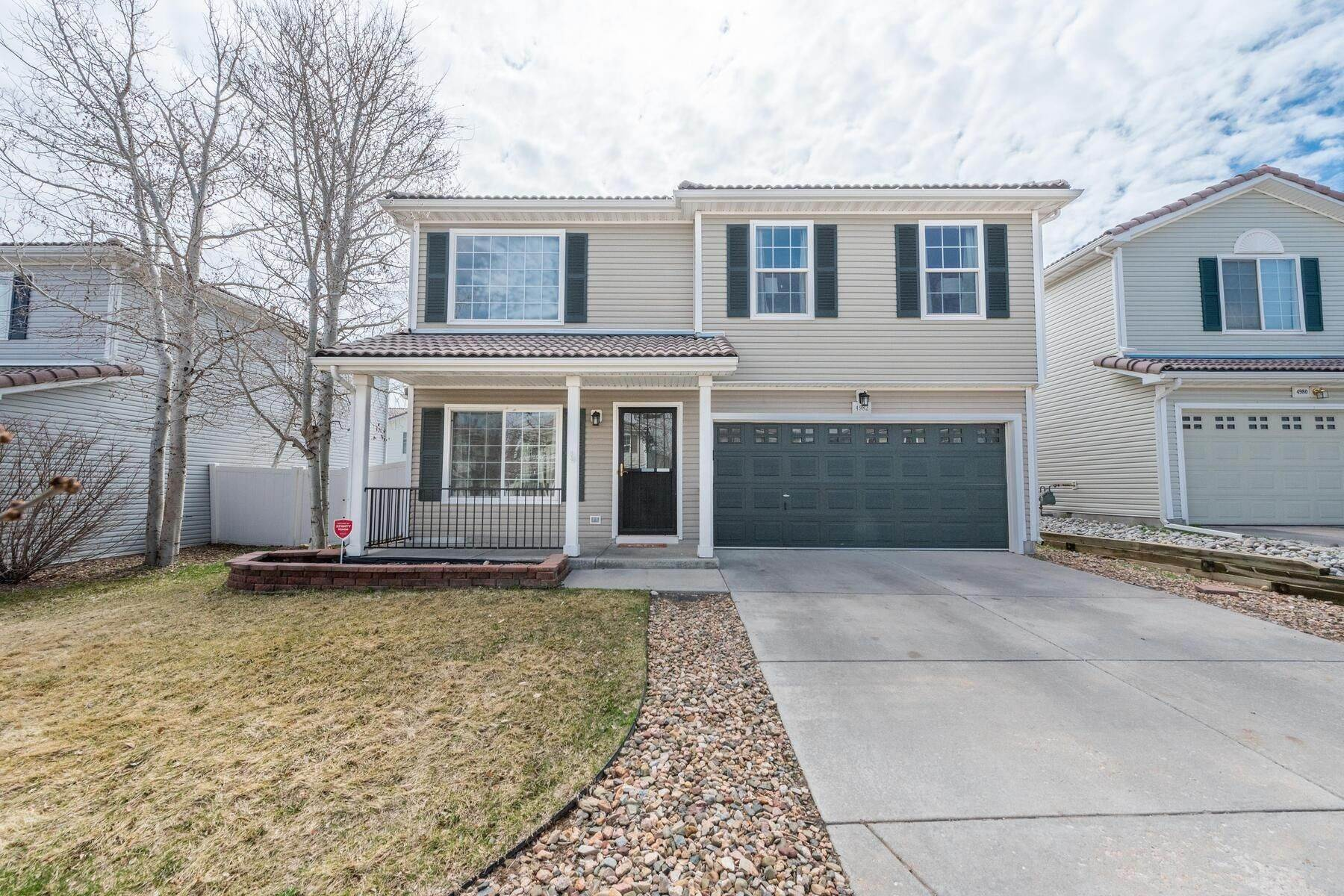 2. Single Family Homes for Active at Gorgeous & Extremely Well Maintained Green Valley Home! 4982 Fundy Street Denver, Colorado 80249 United States