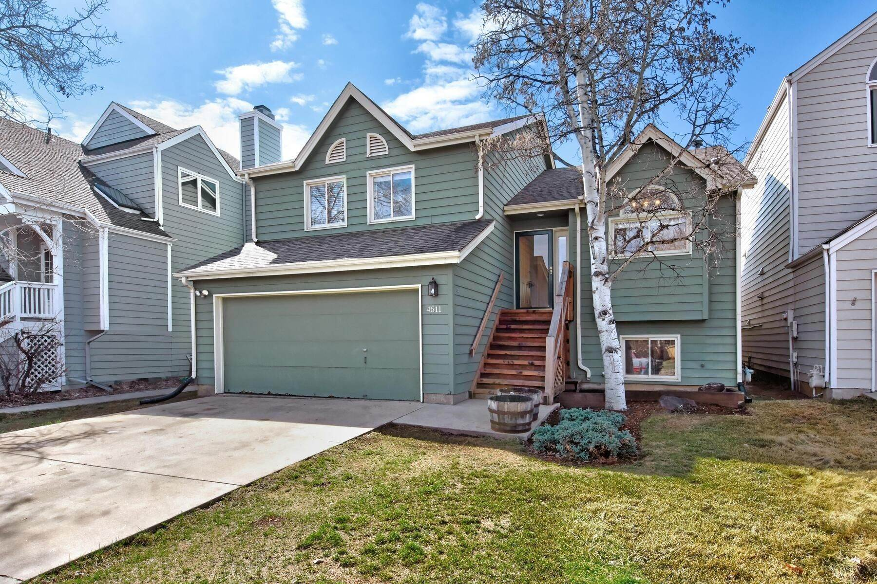 Single Family Homes for Active at 4511 Wellington Road, Boulder, CO, 80301 4511 Wellington Road Boulder, Colorado 80301 United States