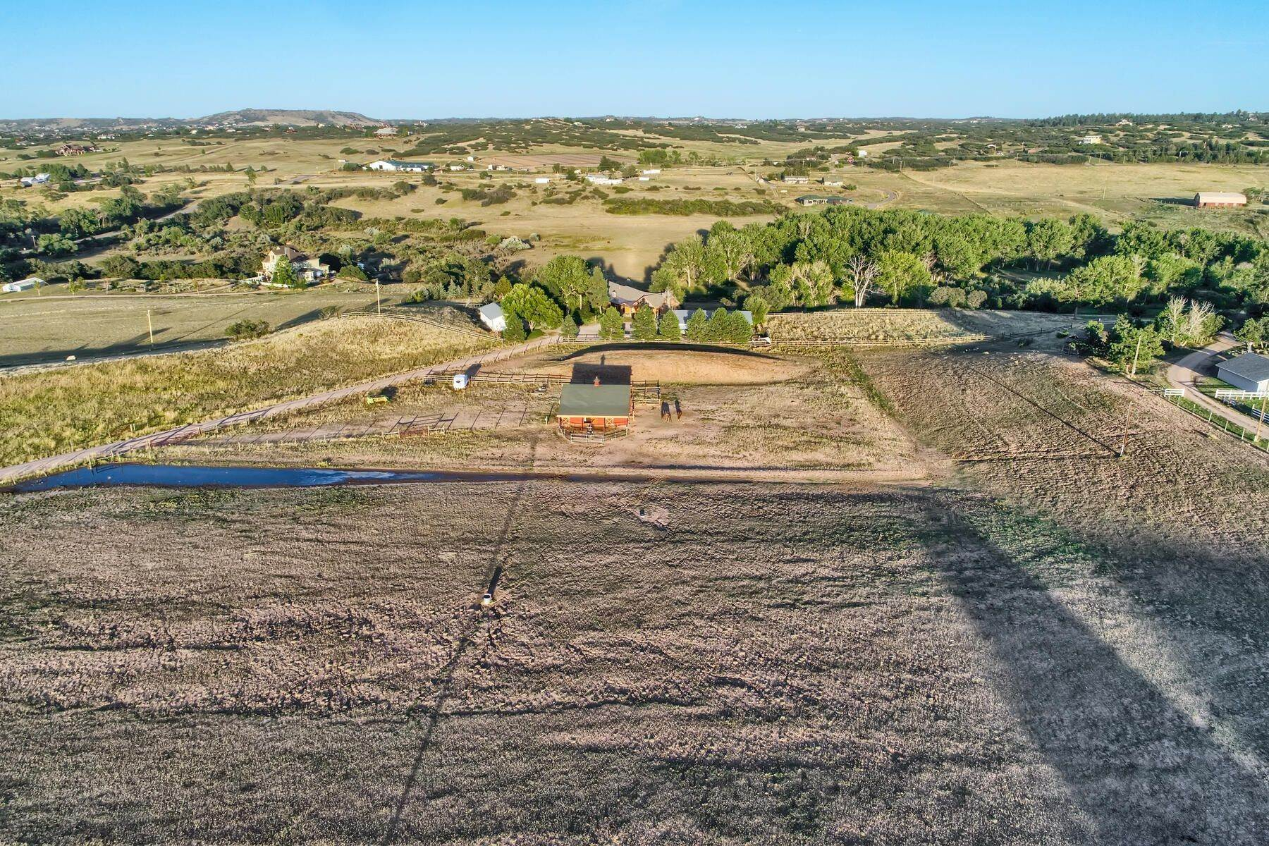 7. Single Family Homes for Active at 4710 Jackson Creek Road, Sedalia, Co, 80135 4710 Jackson Creek Road Sedalia, Colorado 80135 United States
