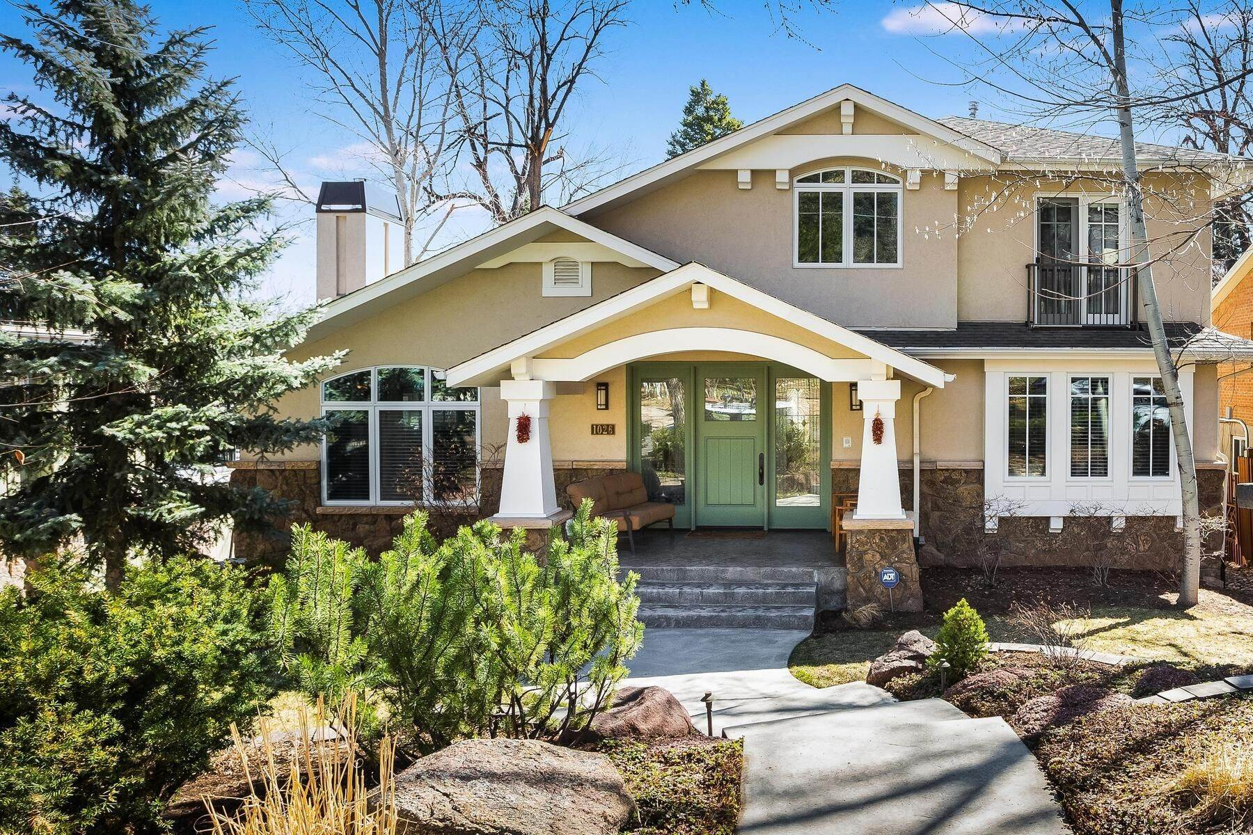 Single Family Homes for Active at 1026 6th Street, Boulder, CO, 80302 1026 6th Street Boulder, Colorado 80302 United States