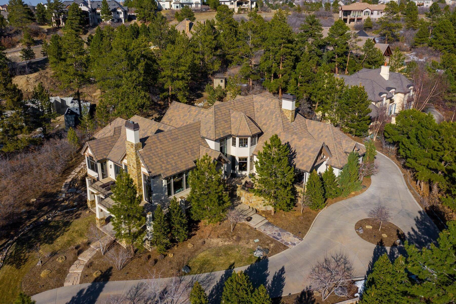 40. Single Family Homes for Active at 985 Preston Court, Castle Rock, Co, 80108 985 Preston Court Castle Rock, Colorado 80108 United States