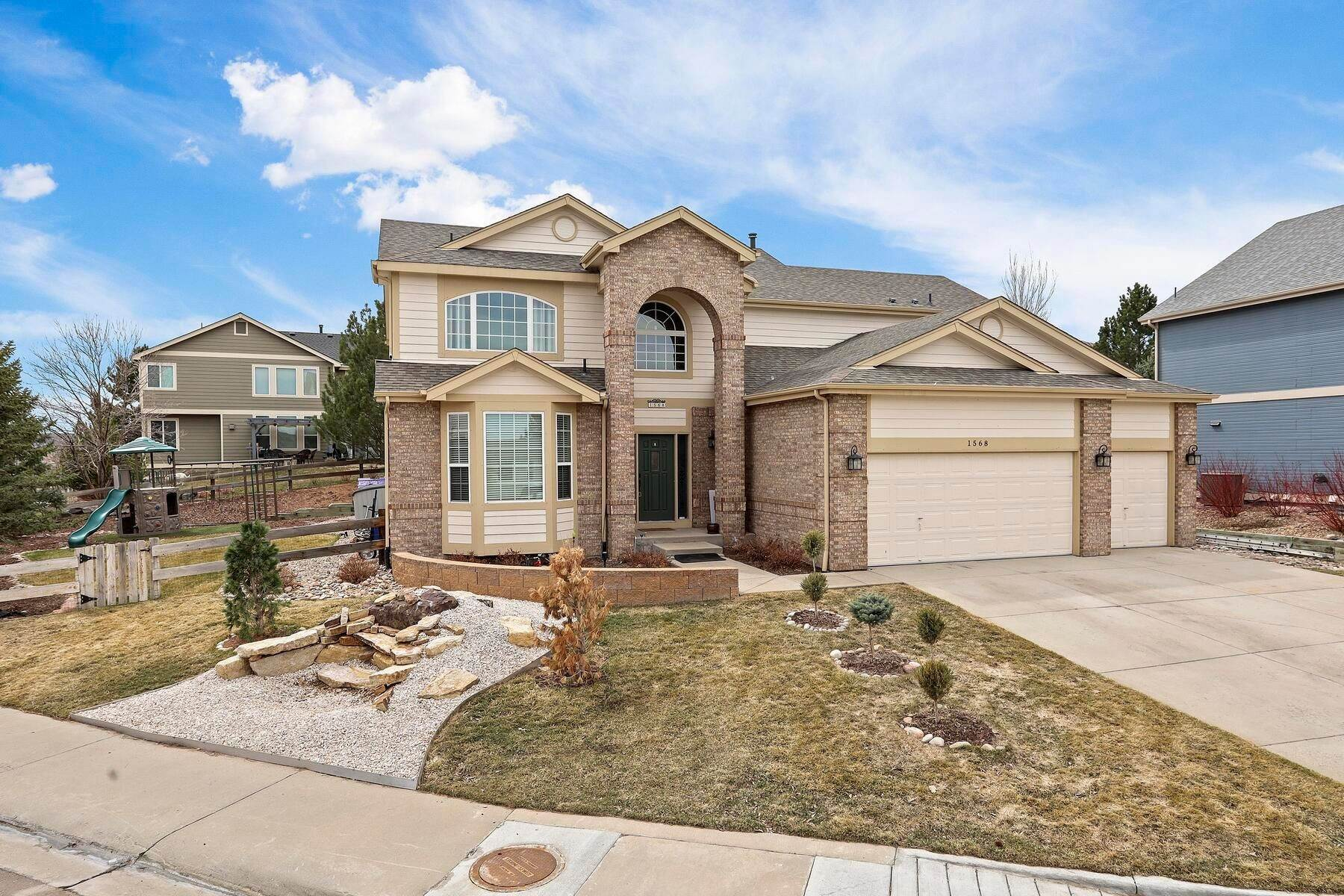 Single Family Homes for Active at 1568 Rosemary Drive, Castle Rock, Co, 80109 1568 Rosemary Drive Castle Rock, Colorado 80109 United States