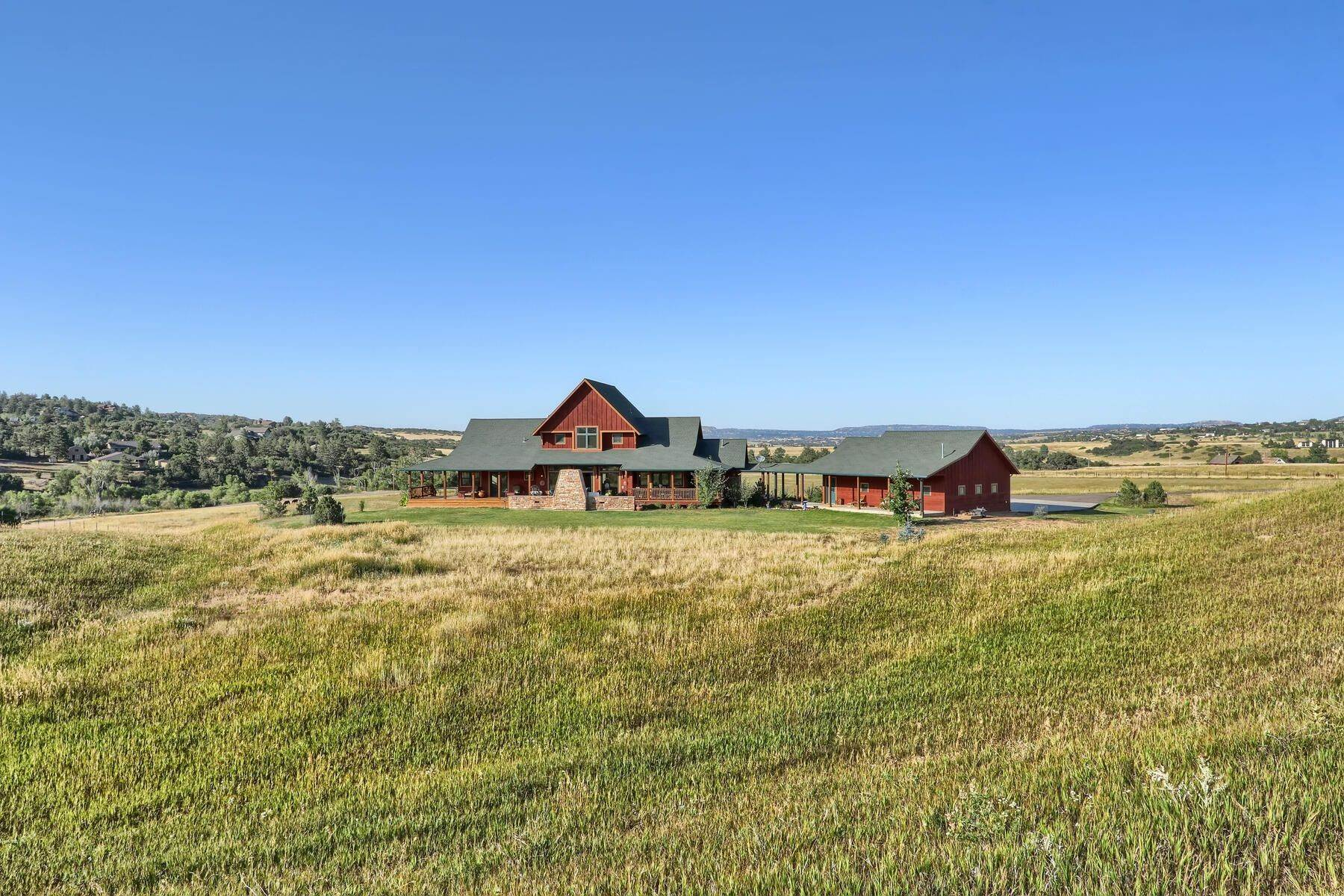 3. Single Family Homes for Active at 4710 Jackson Creek Road, Sedalia, Co, 80135 4710 Jackson Creek Road Sedalia, Colorado 80135 United States
