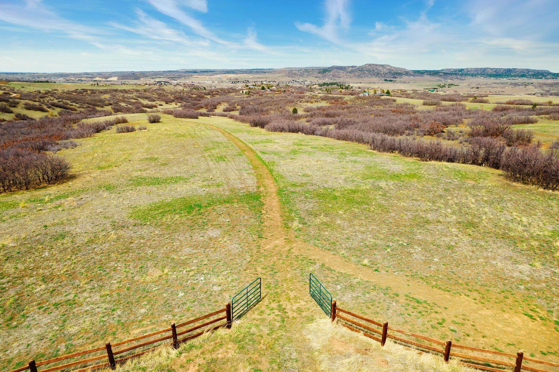 Land for Active at 5165 Bears Den Trail, Sedalia, Co, 80135 5165 Bears Den Trail Sedalia, Colorado 80135 United States