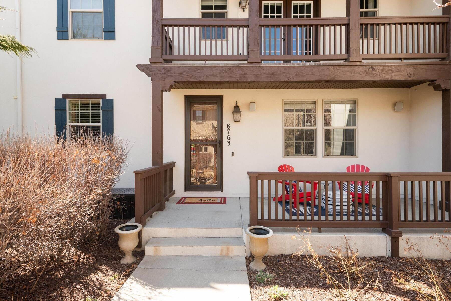 Duplex Homes for Active at Beautiful Half-Duplex! 8763 E 29th Place Denver, Colorado 80238 United States
