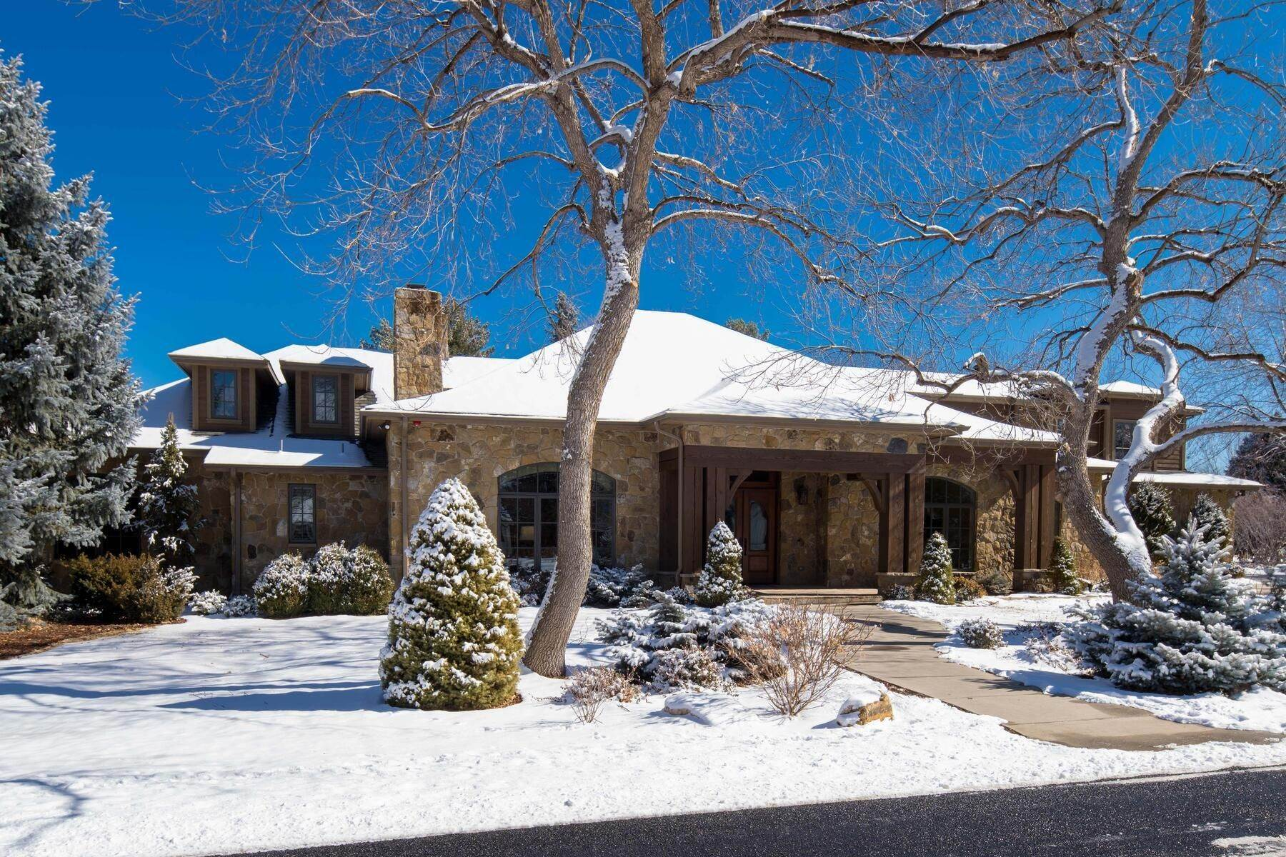 Single Family Homes for Active at 4520 S Downing Circle, Cherry Hills Village, Co, 80113 4520 S Downing Circle Cherry Hills Village, Colorado 80113 United States