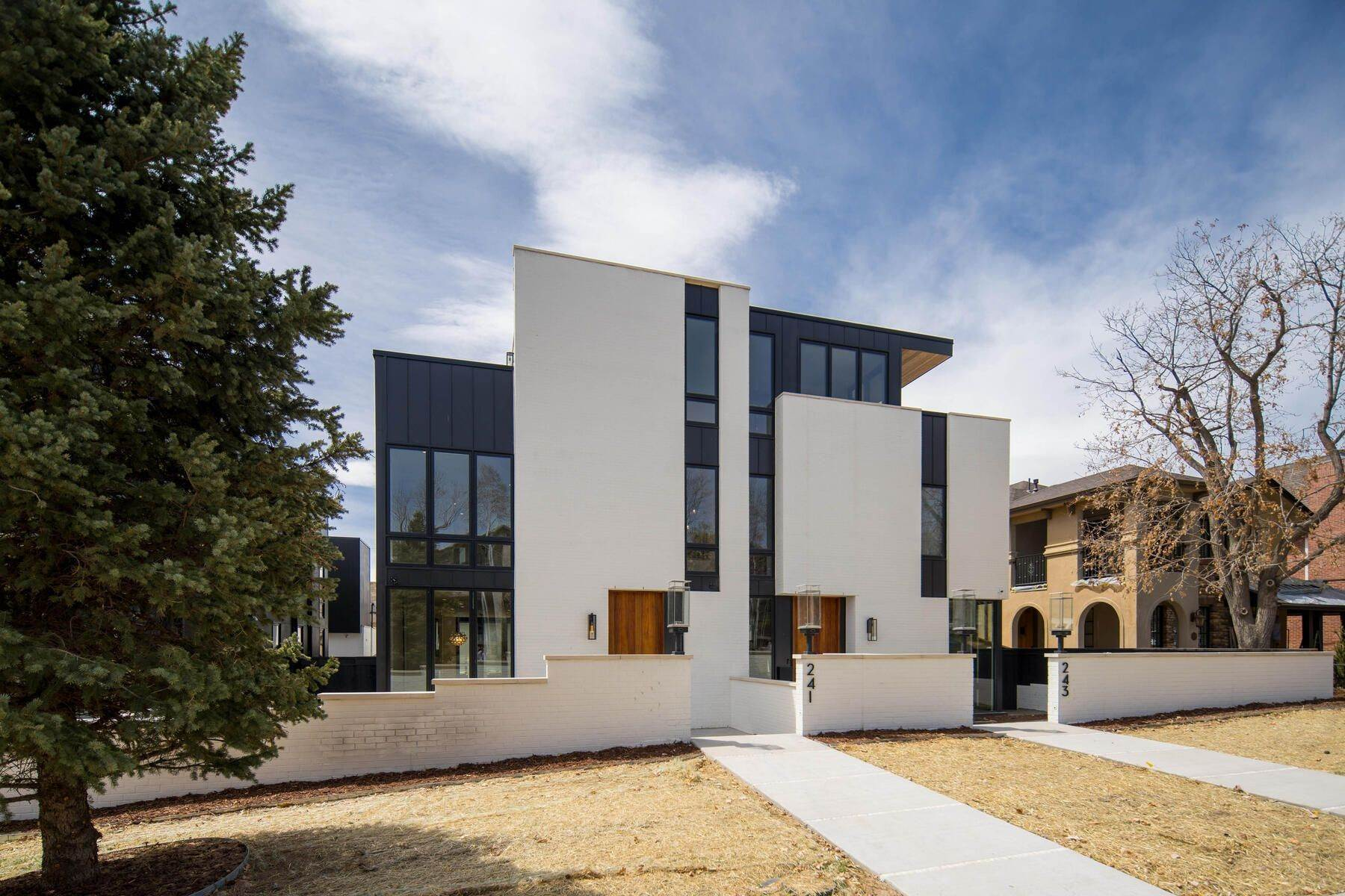 Single Family Homes for Active at Contemporary Elegance! 223 Garfield Street Denver, Colorado 80206 United States