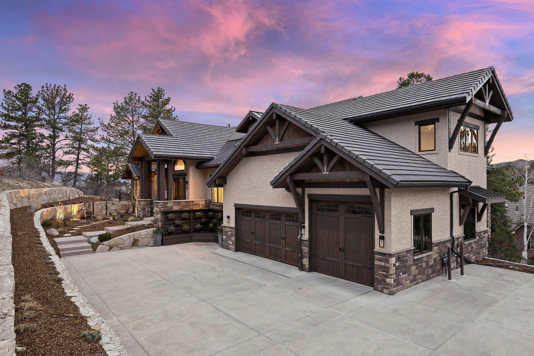 Single Family Homes for Active at 90 Silver Leaf Way, Castle Rock, Co, 80108 90 Silver Leaf Way Castle Rock, Colorado 80108 United States