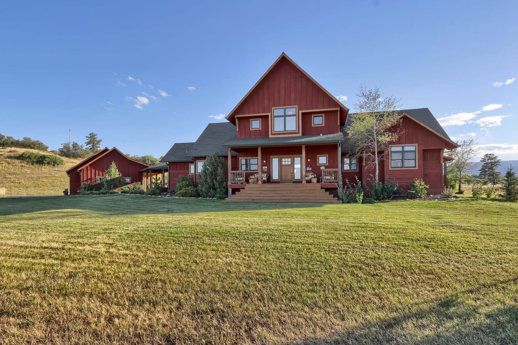 38. Single Family Homes for Active at 4710 Jackson Creek Road, Sedalia, Co, 80135 4710 Jackson Creek Road Sedalia, Colorado 80135 United States