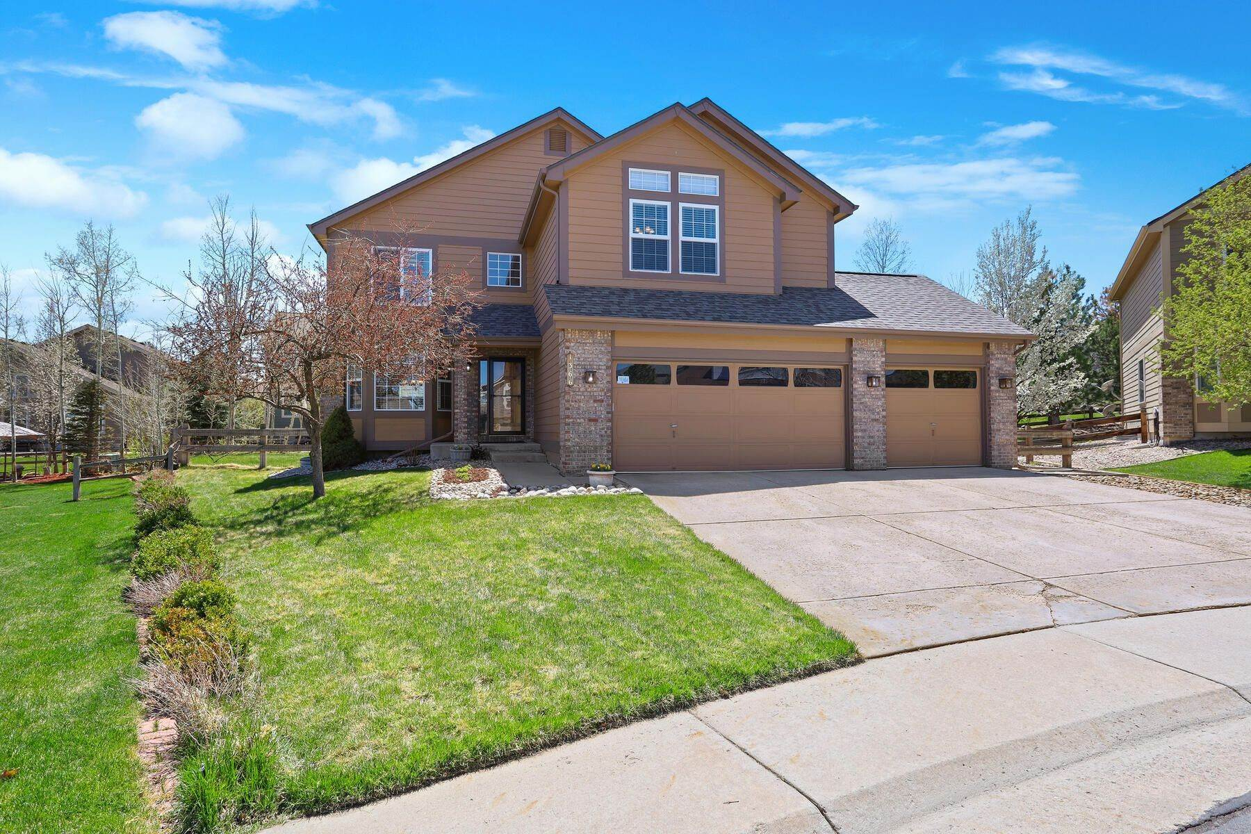 Single Family Homes for Active at 1366 Ballata Court, Castle Rock, Co, 80109 1366 Ballata Court Castle Rock, Colorado 80109 United States