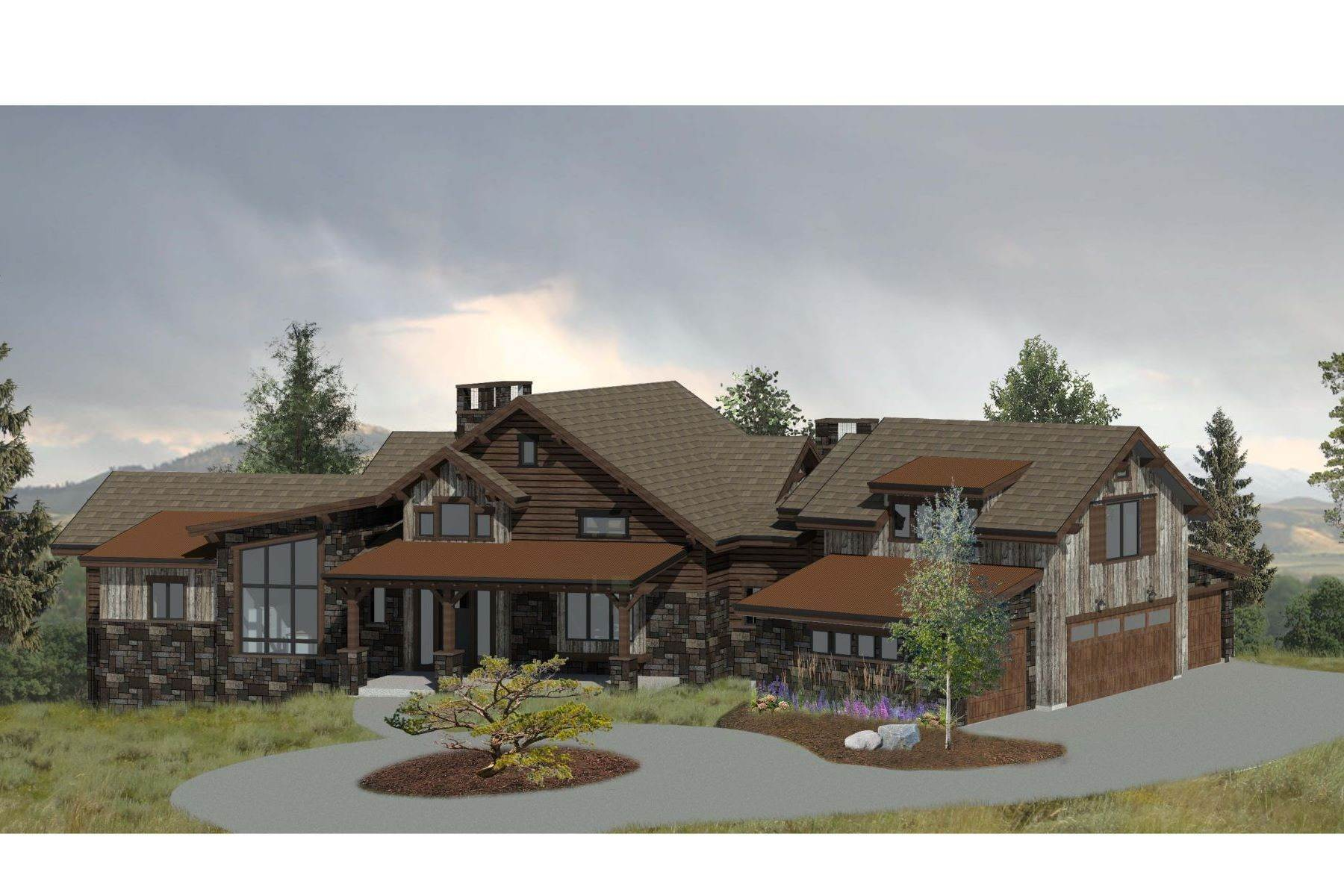 Single Family Homes for Active at Brand New Custom Home in the Exclusive Gated Community of Colorado Golf Club 7910 Forest Keep Circle Parker, Colorado 80134 United States