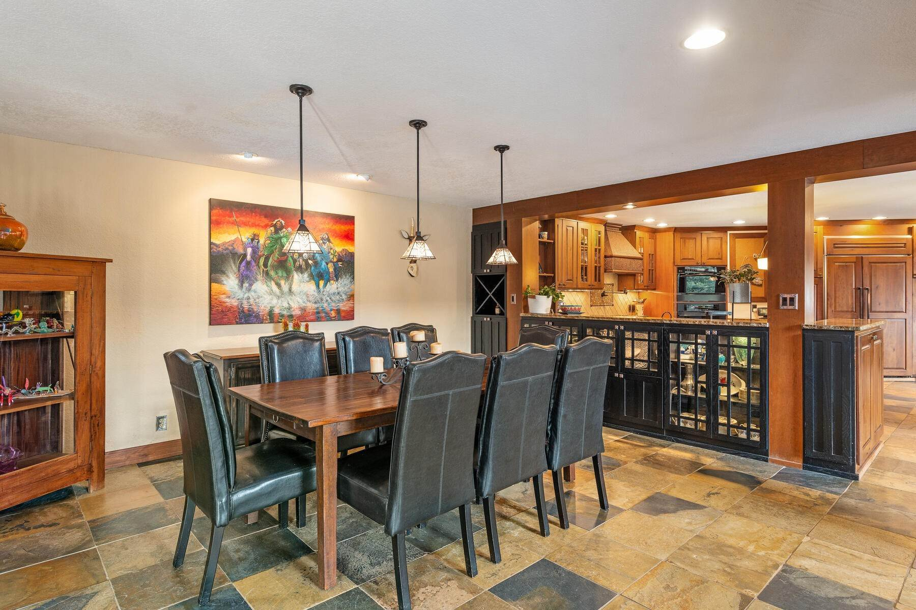 16. Single Family Homes for Active at Luxury Mountain Home with Endless Mountain Views & Ample Outdoor Living Spaces 34814 West Meadow Road Evergreen, Colorado 80439 United States