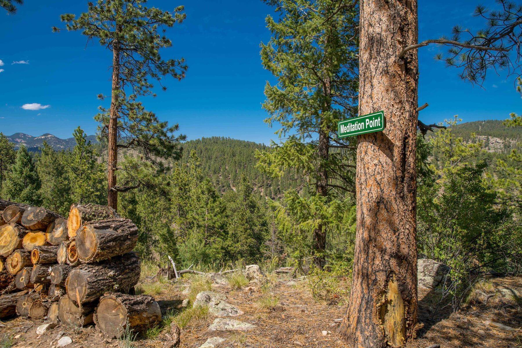 27. Land for Active at 14433 Lot 7 Elk Creek Road, Pine, Co, 80470 14433 Lot 7 Elk Creek Road Pine, Colorado 80470 United States
