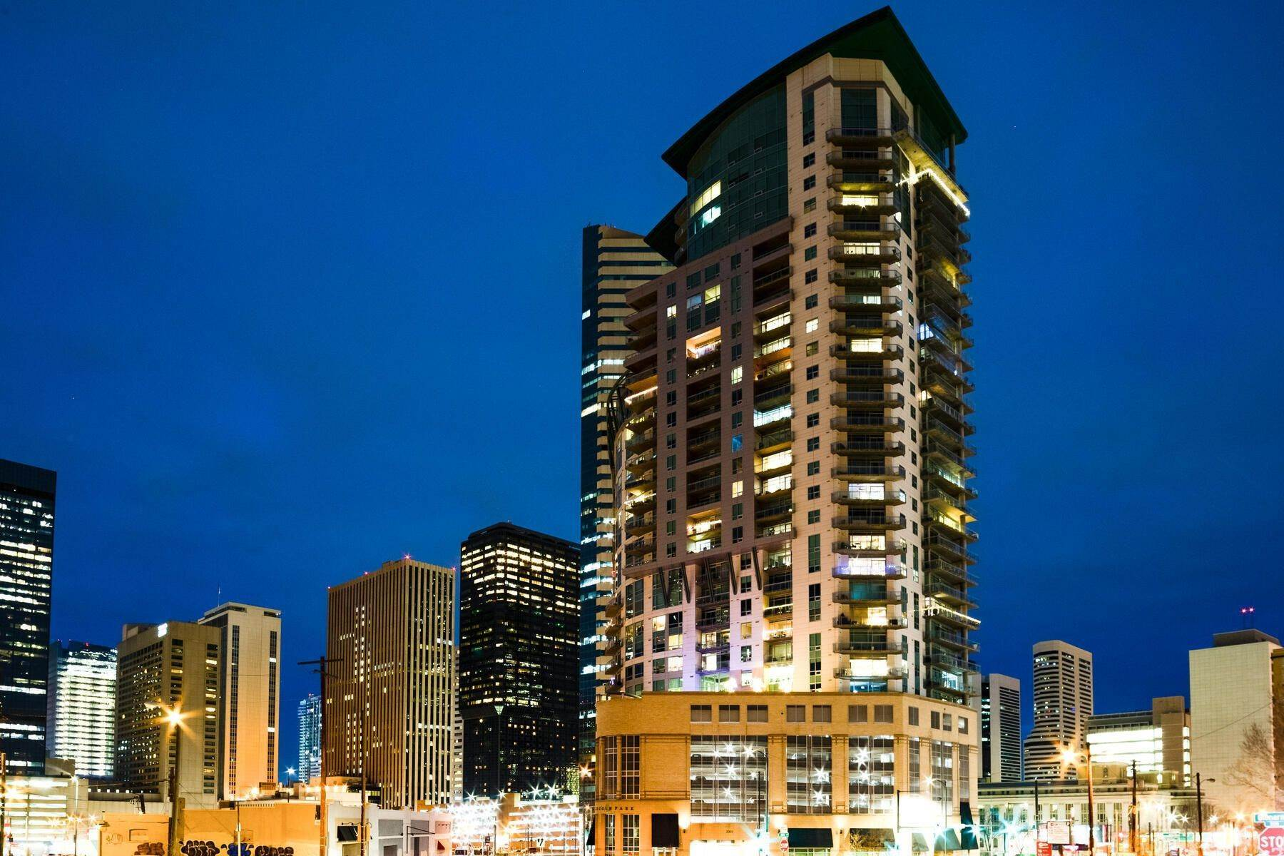 36. Condominiums for Active at Turn Key Condo! 2001 Lincoln Street, Unit# 1810 Denver, Colorado 80202 United States