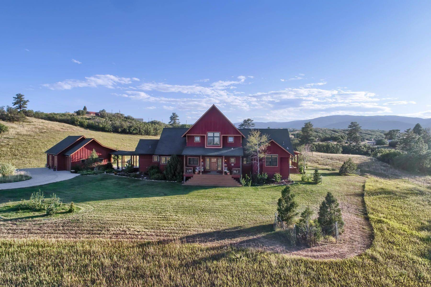 5. Single Family Homes for Active at 4710 Jackson Creek Road, Sedalia, Co, 80135 4710 Jackson Creek Road Sedalia, Colorado 80135 United States