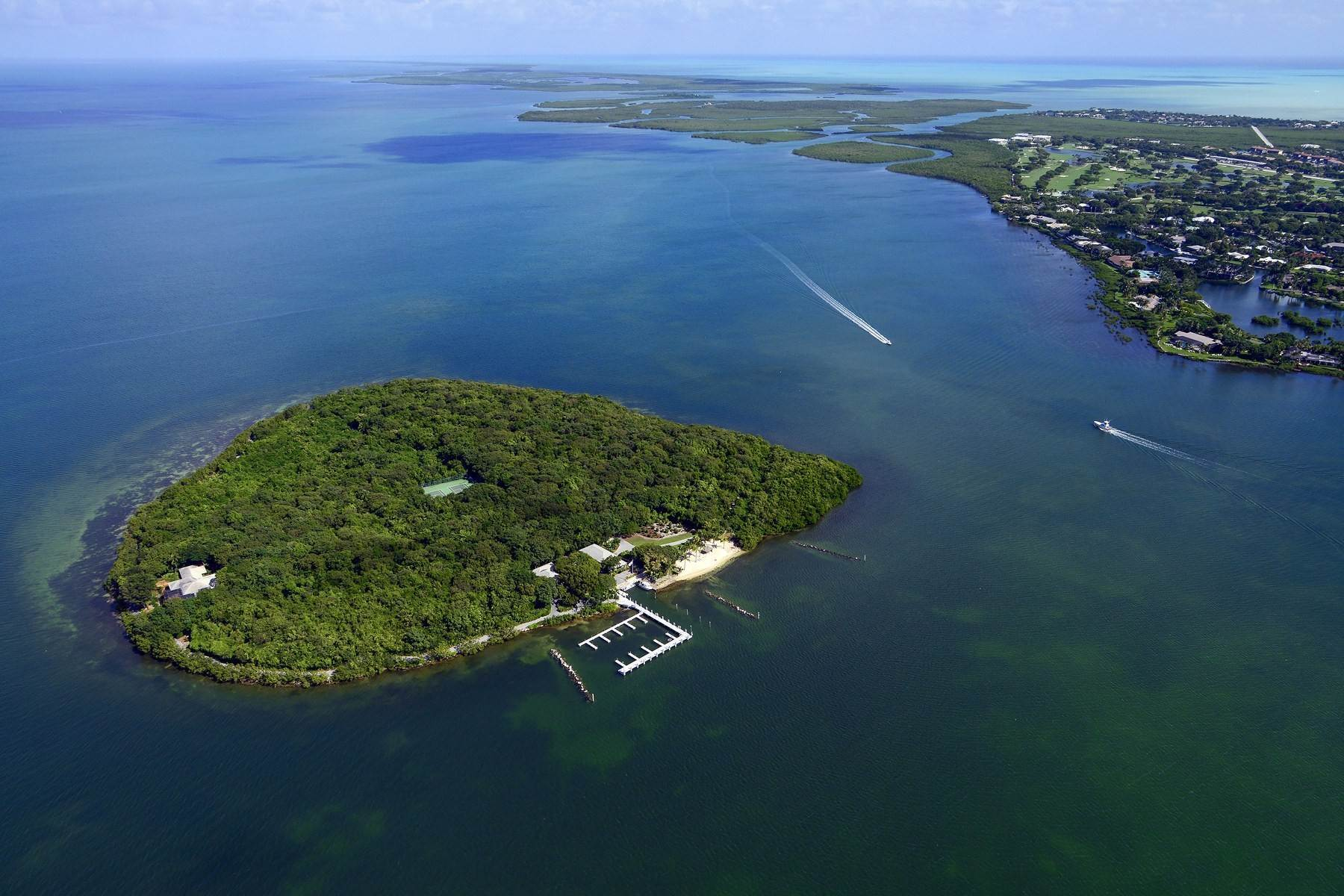 Property for Active at Pumpkin Key - Private Island, Key Largo, FL Pumpkin Key - Private Island Key Largo, Florida 33037 United States